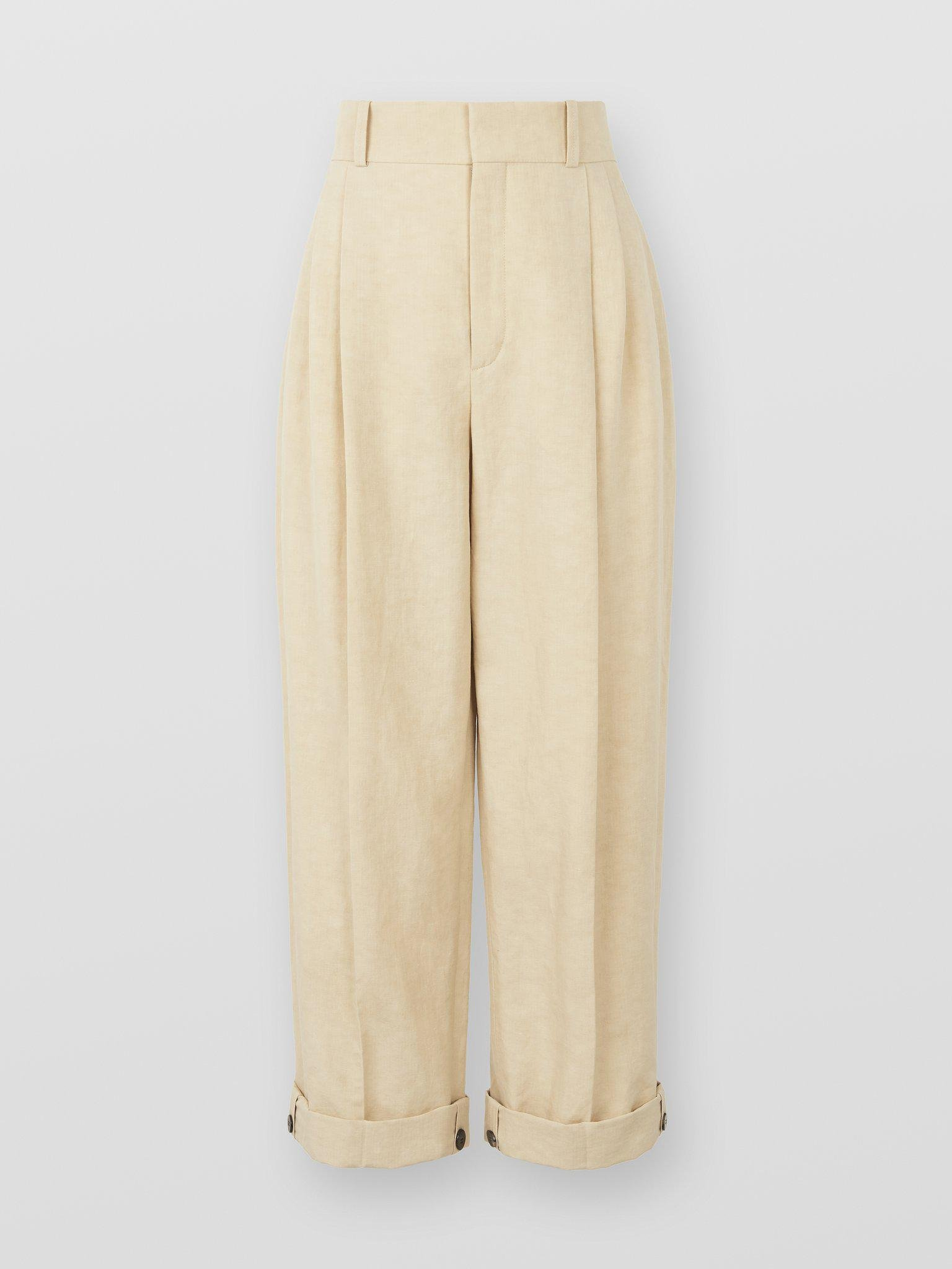 PANTS WITH CUFFS