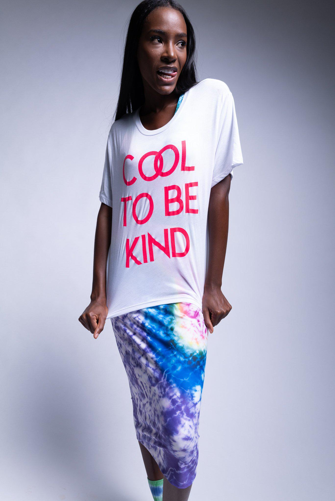 Cool To Be Kind Tee 1
