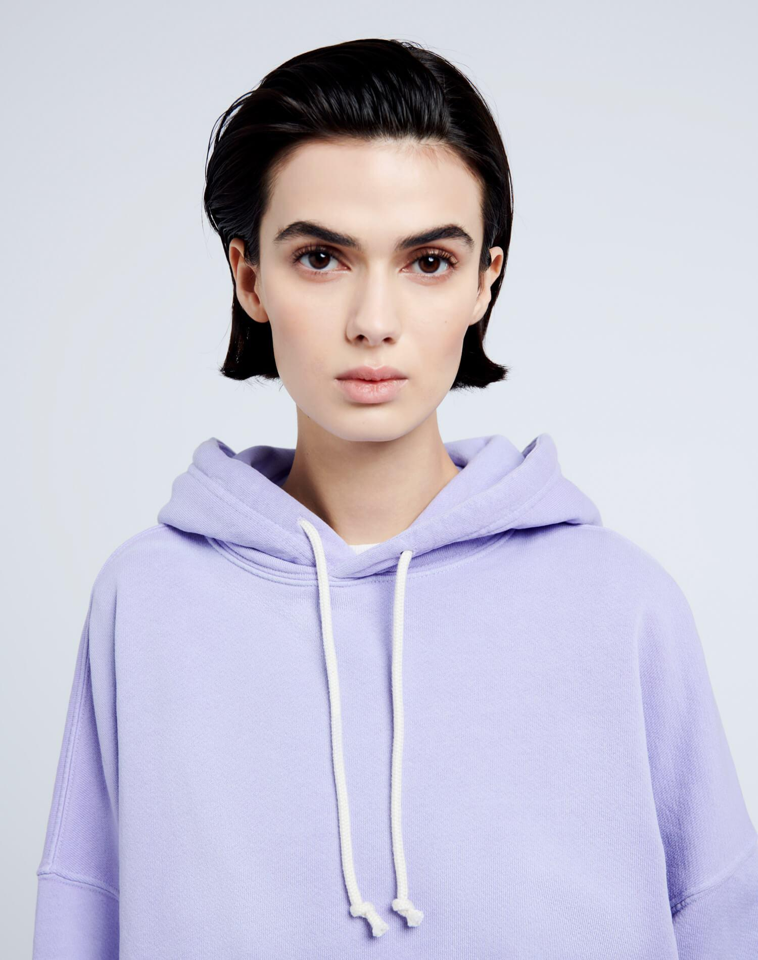 Classic Hoodie - Faded Orchid 2