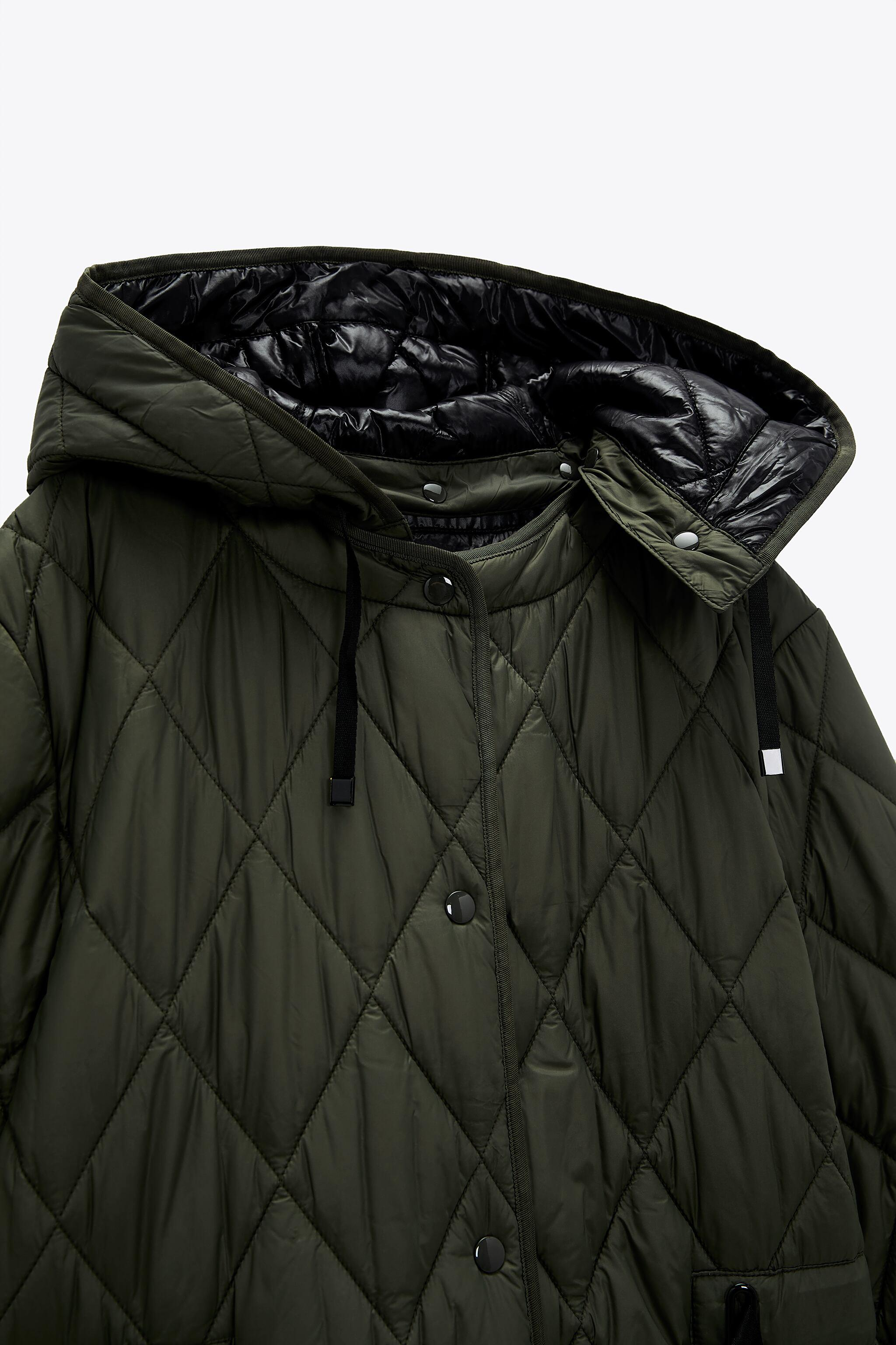 WATER AND WIND PROTECTION PUFFER COAT 7