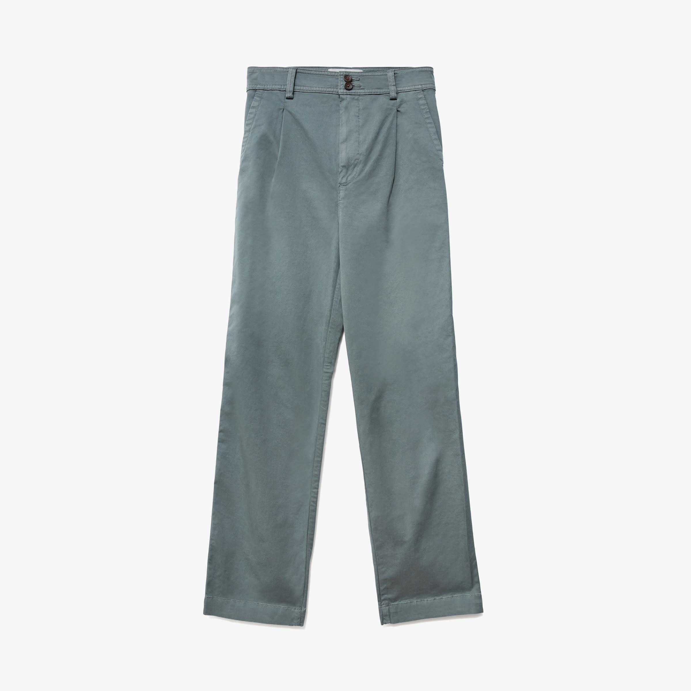 The Pleated Chino 3