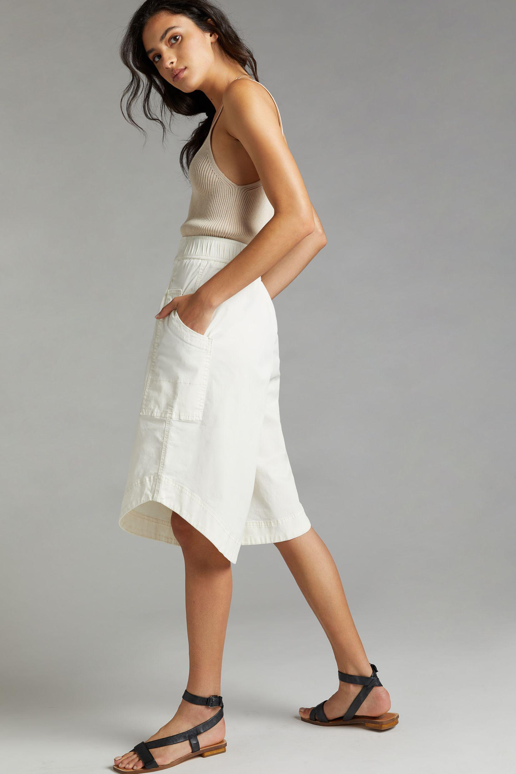 Pleated Culottes 2