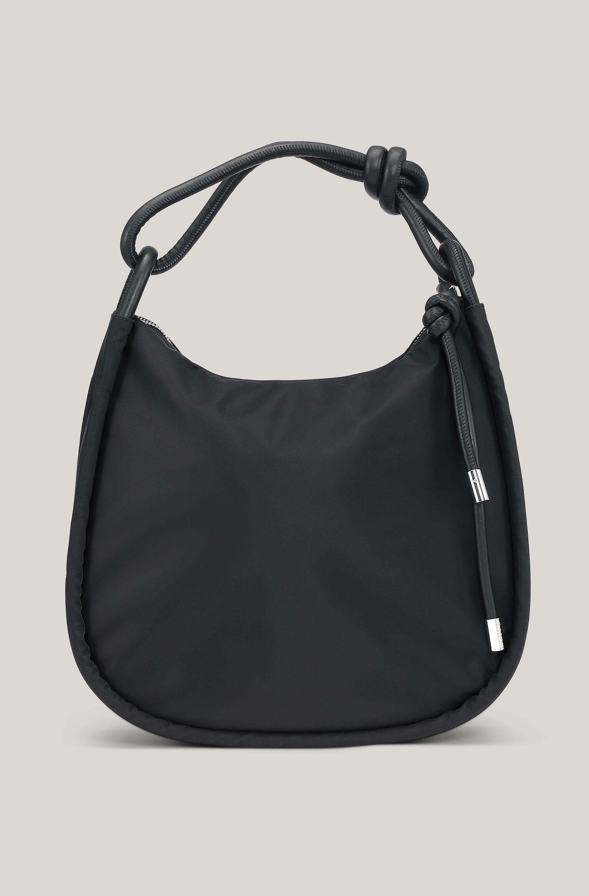Recycled Polyester Large Baguette Bag