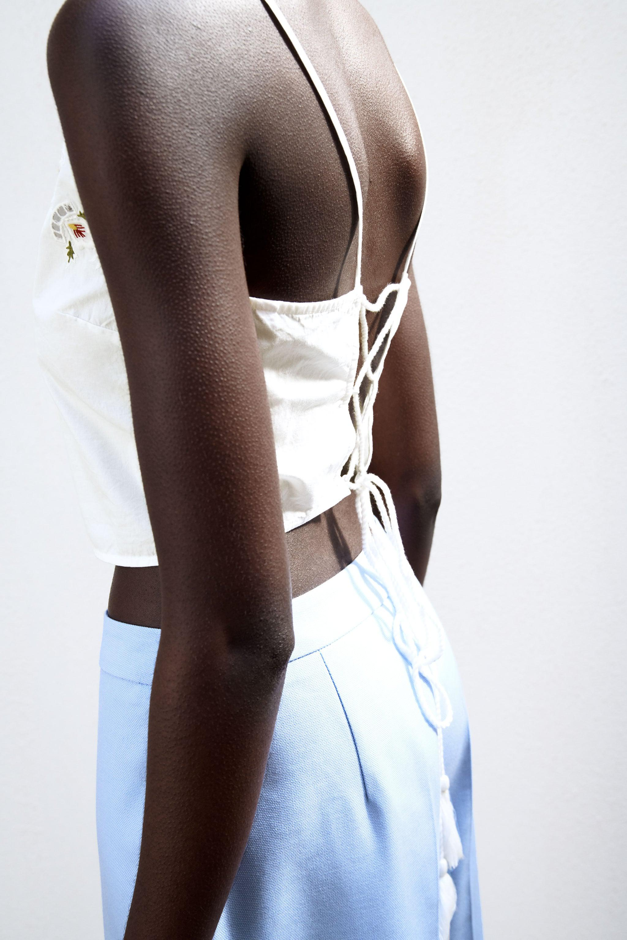 EMBROIDERED CAMISOLE 1