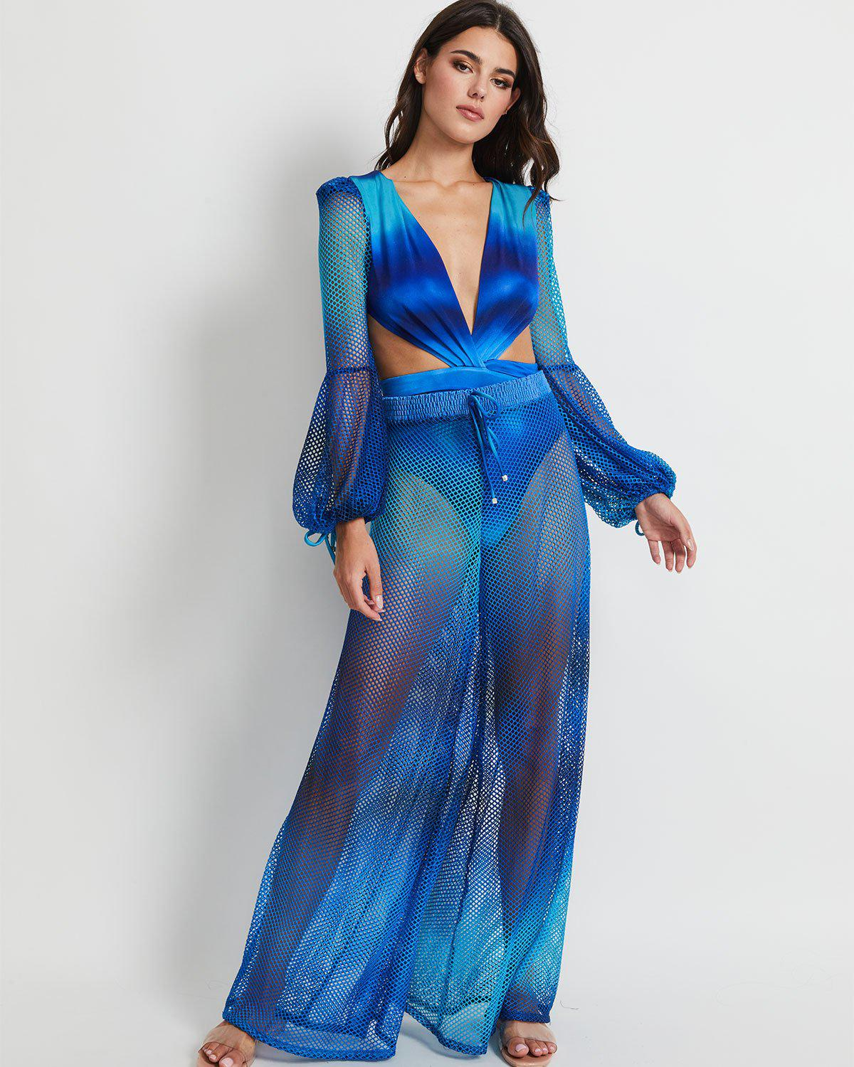 Ombre Netted Beach Pant (ONLINE EXCLUSIVE)