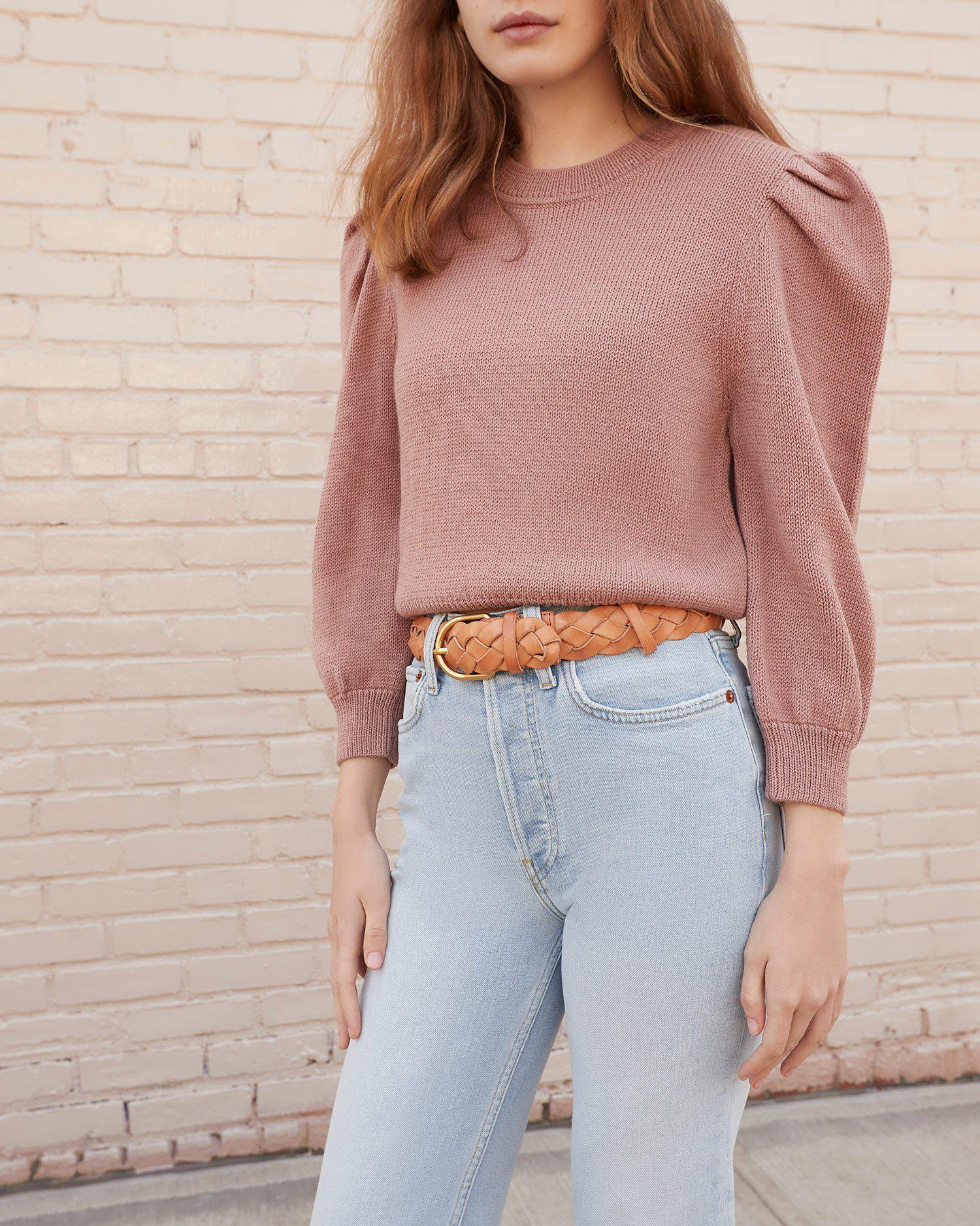 Knits for Good Blush Sweater