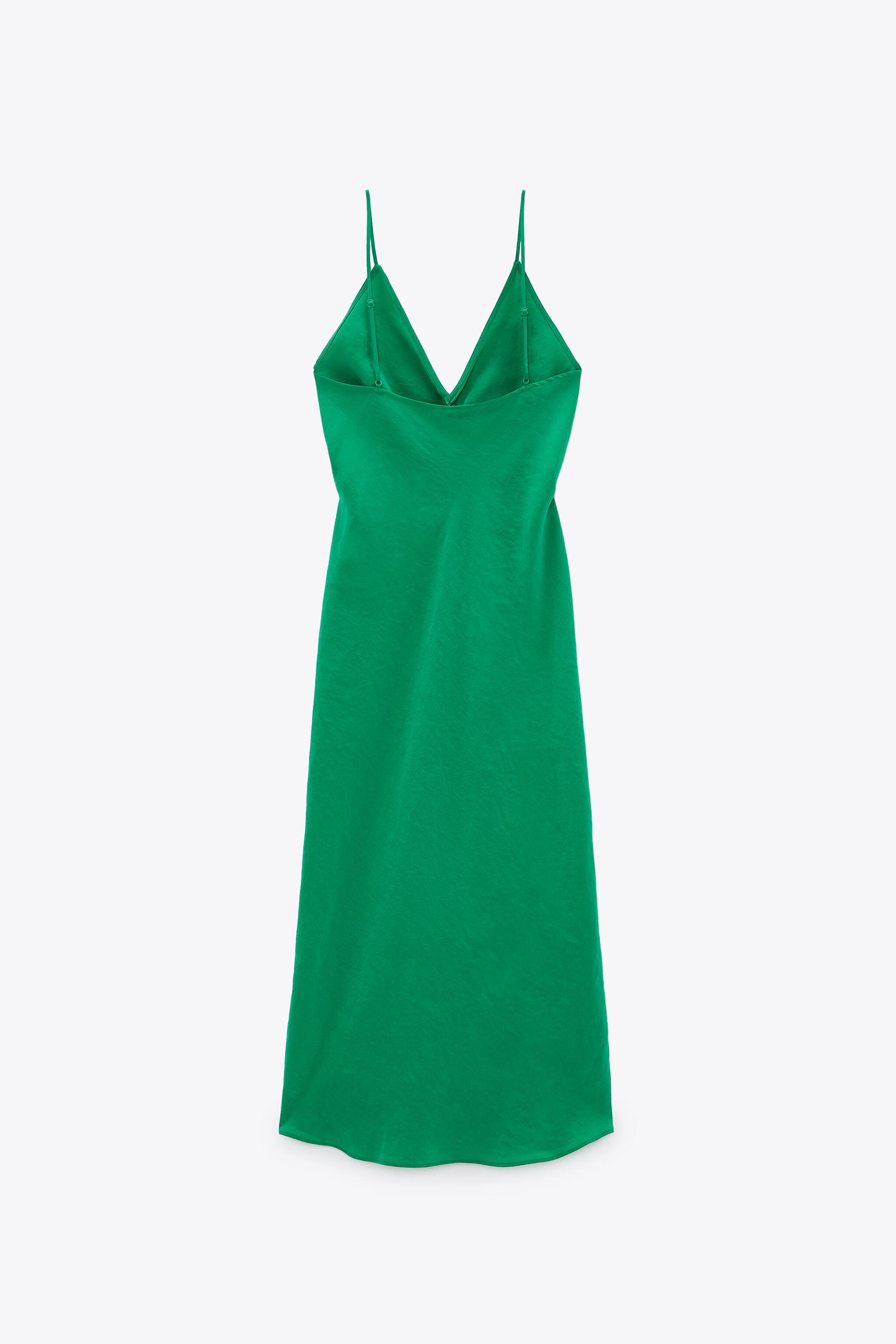 LONG RUCHED DRESS 5