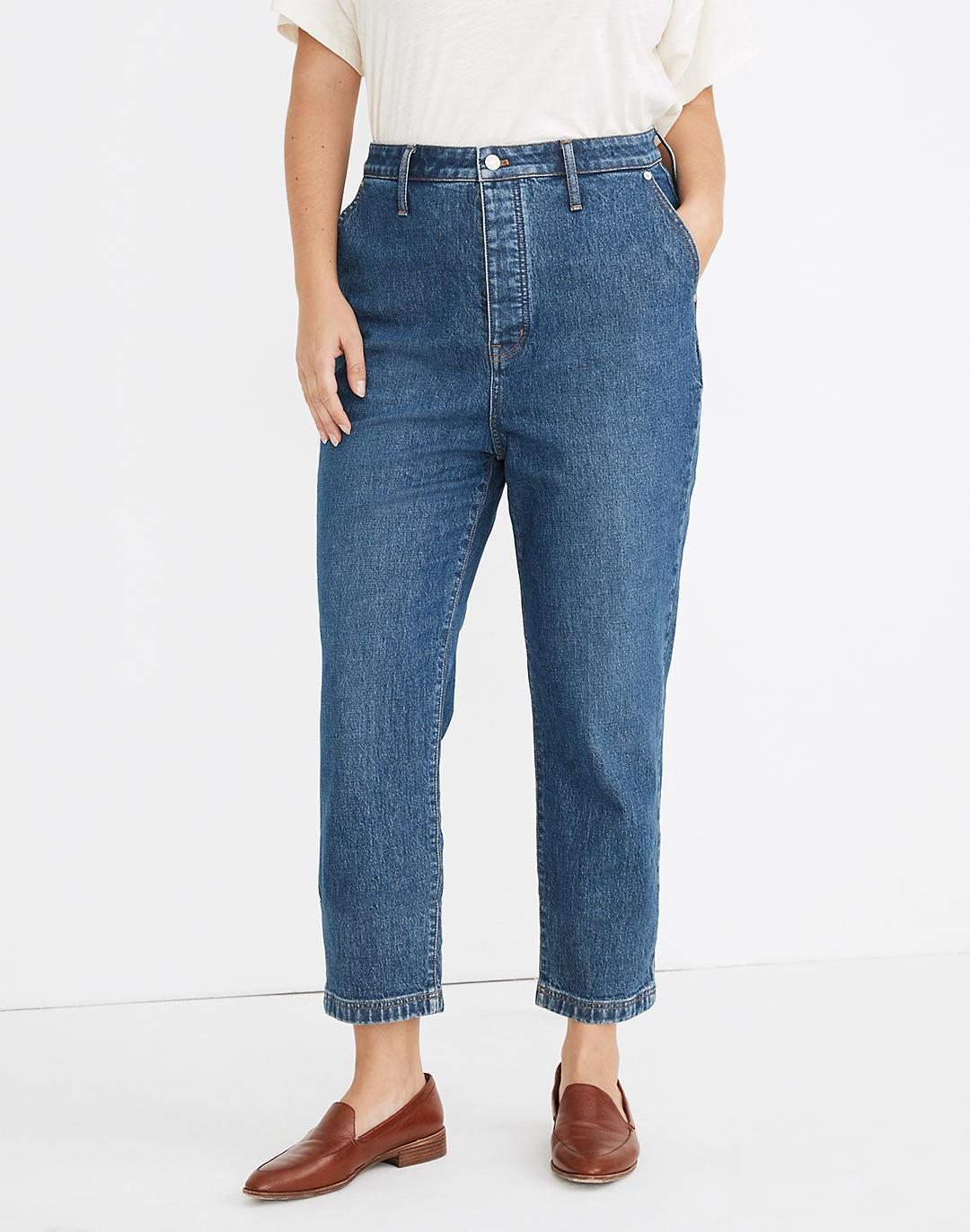 The Perfect Vintage Jean in Minot Wash: Trouser Edition 3