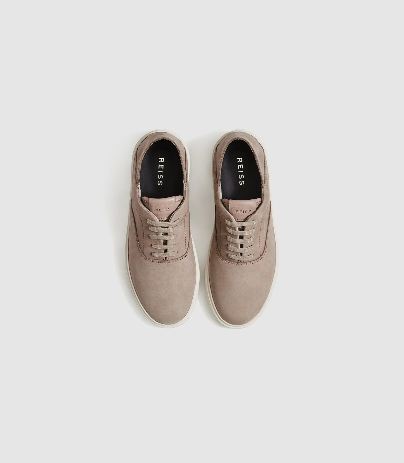 ACER - NUBUCK LACE UP TRAINERS 1