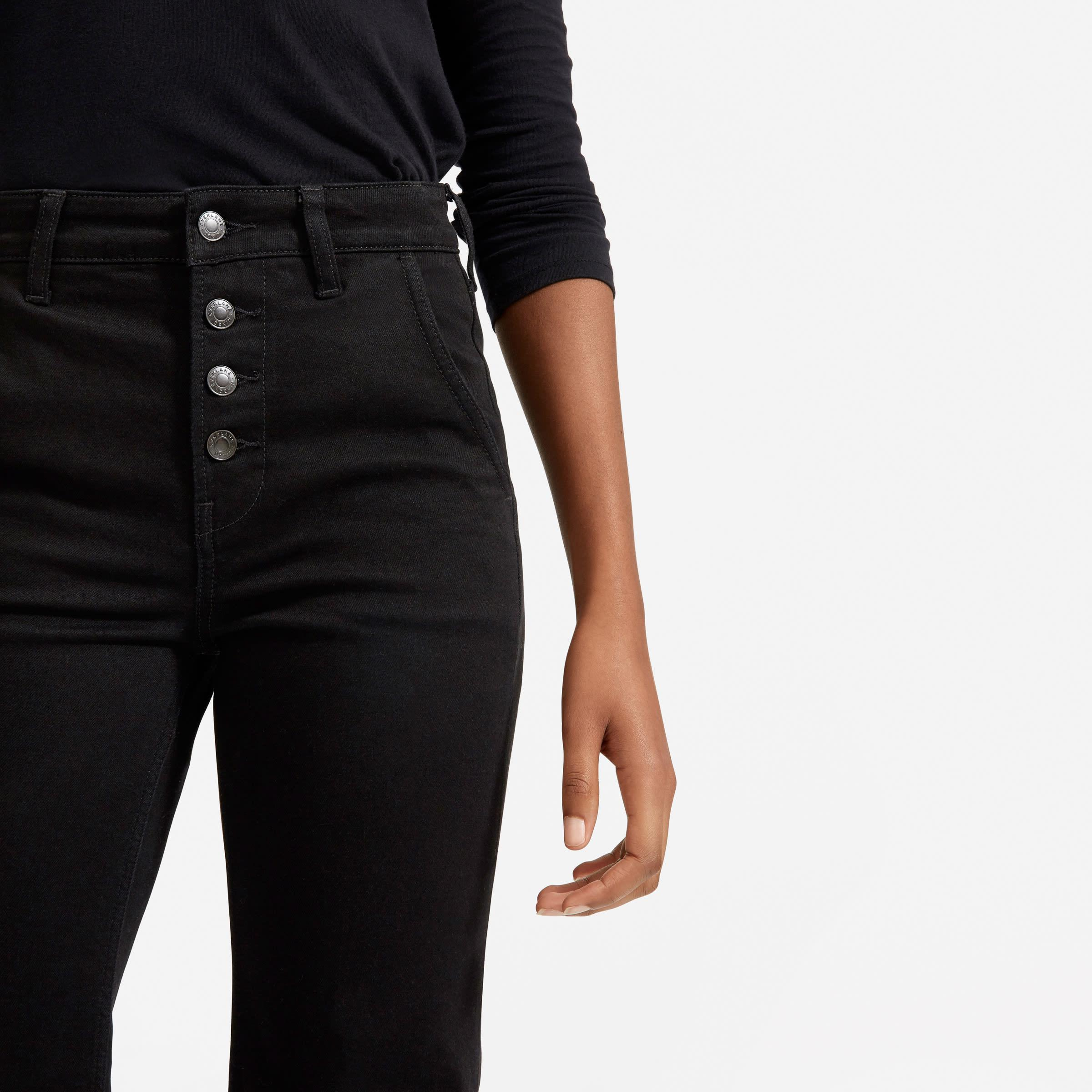 The Button-Fly Wide-Leg Jean 4