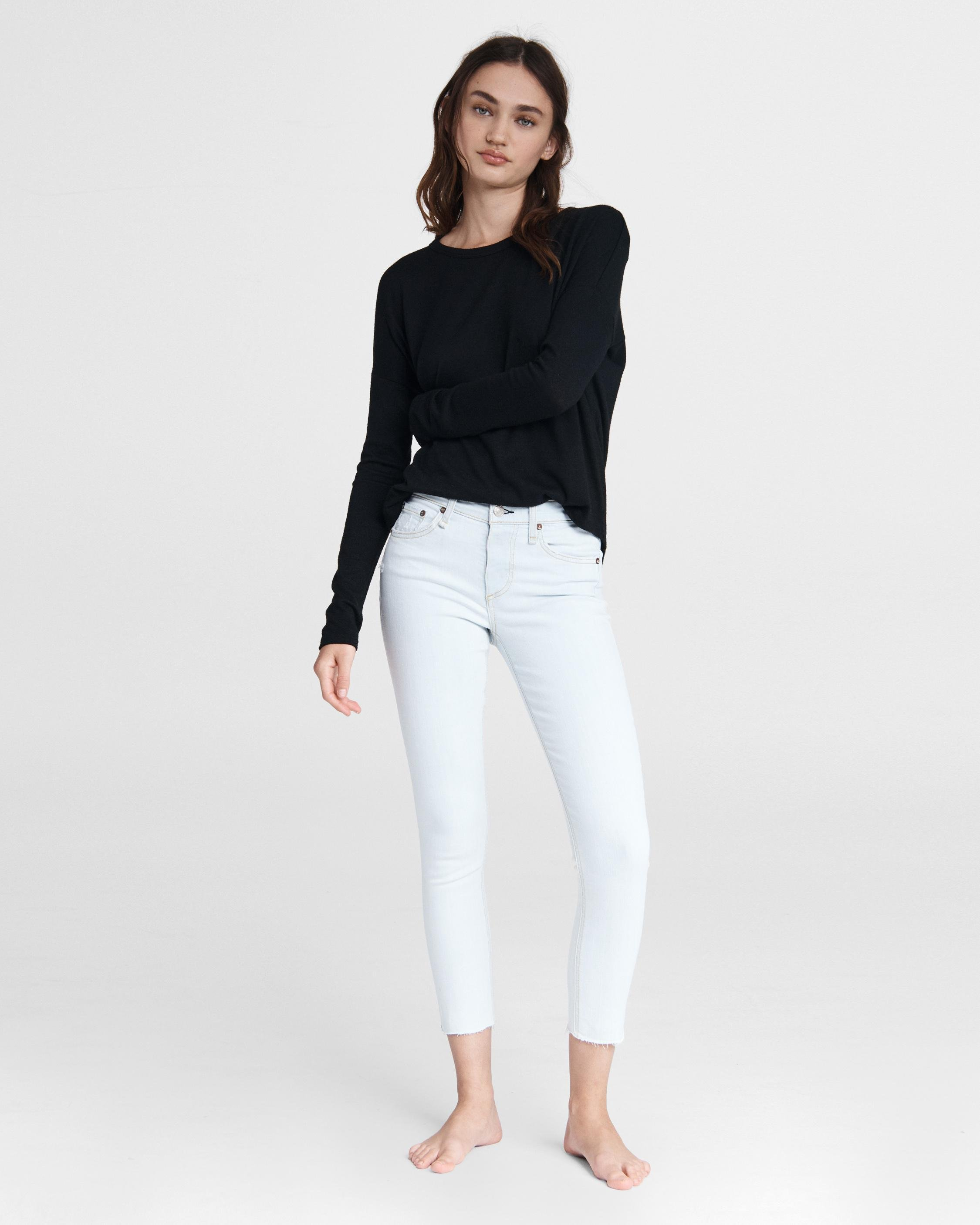 Cate mid-rise skinny - ditch plains