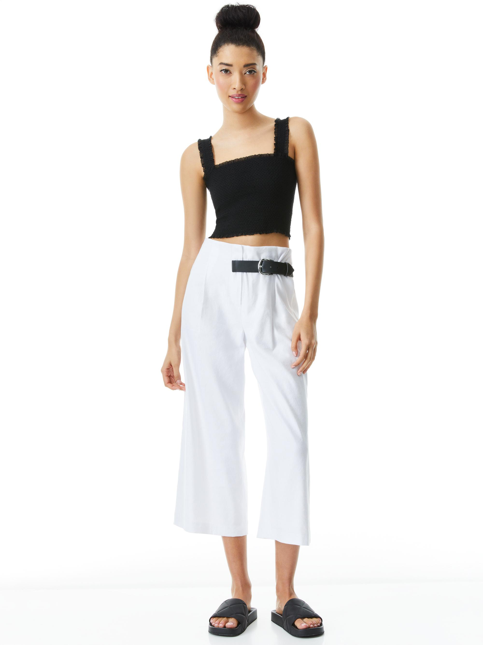 ADELINA BELTED PANT 3