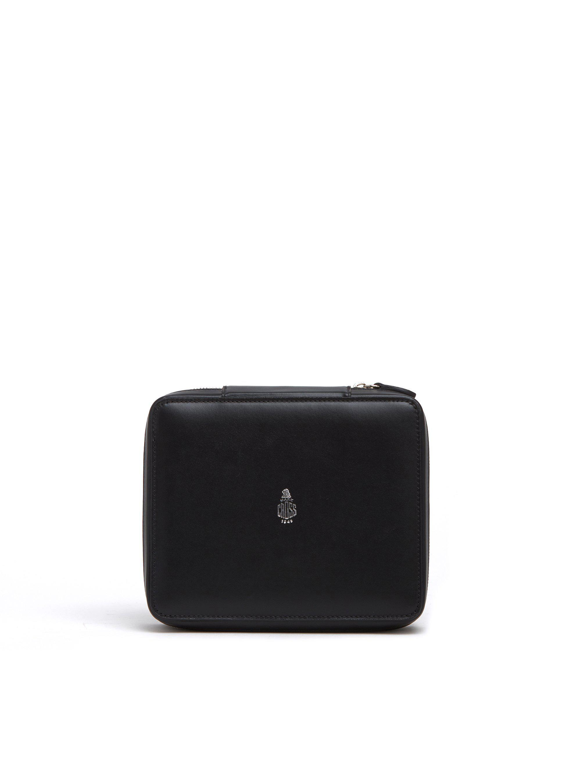 Leather Large Jewelry Case