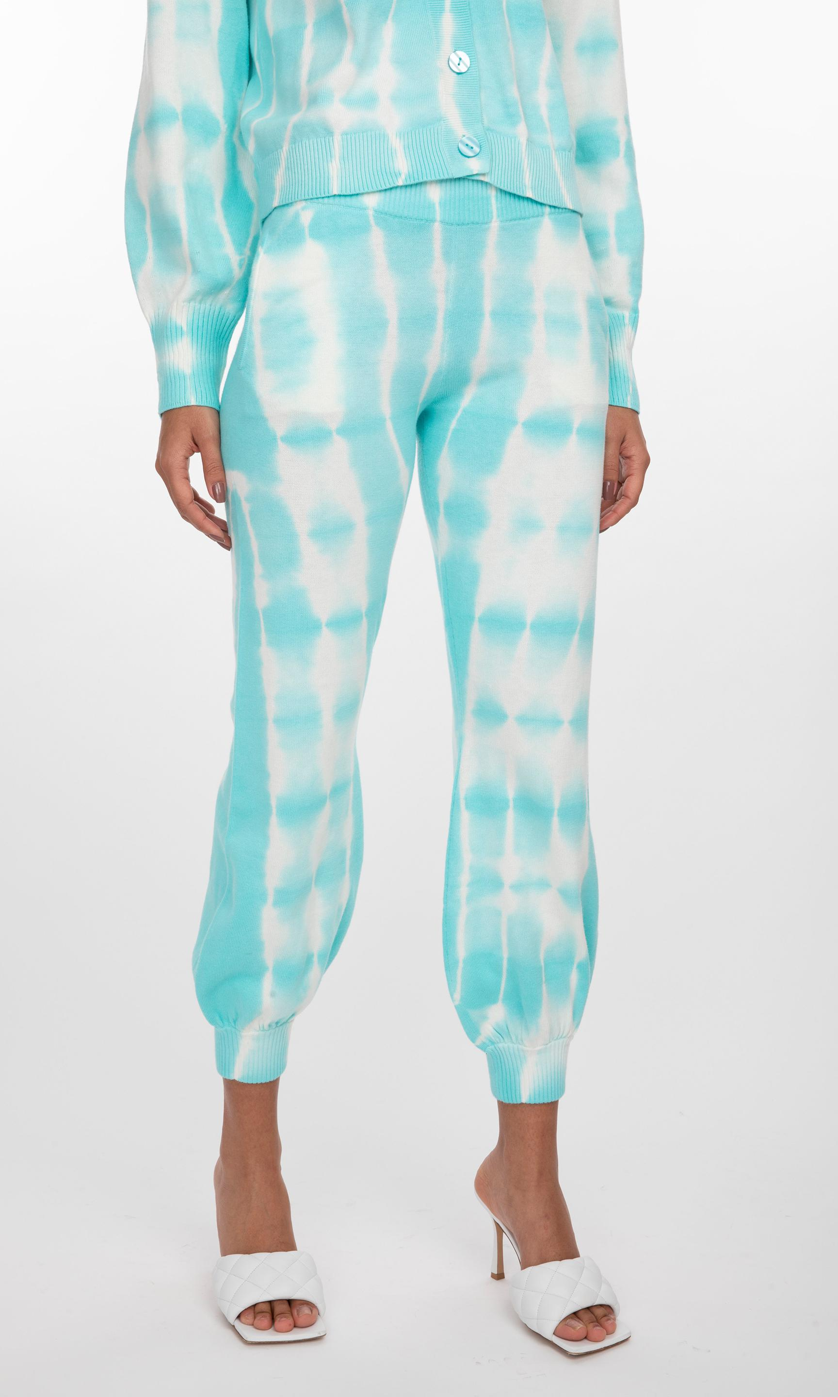 Anna Tie-Dye Knitted Jogger 4