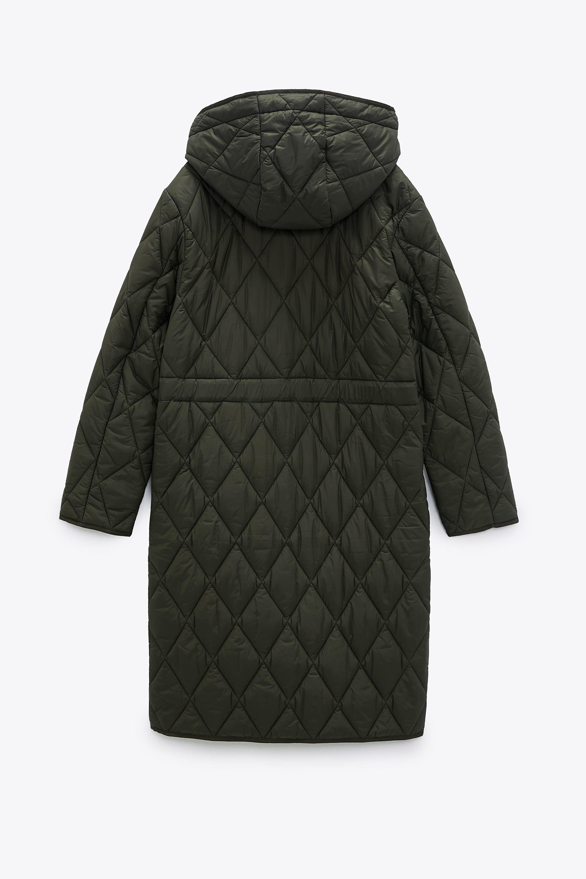 WATER AND WIND PROTECTION PUFFER COAT 6