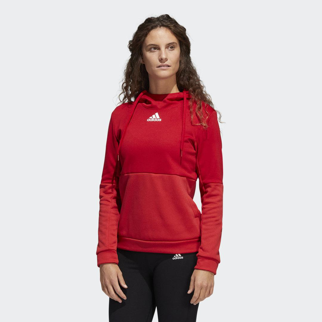 Team Issue Pullover Team Power Red