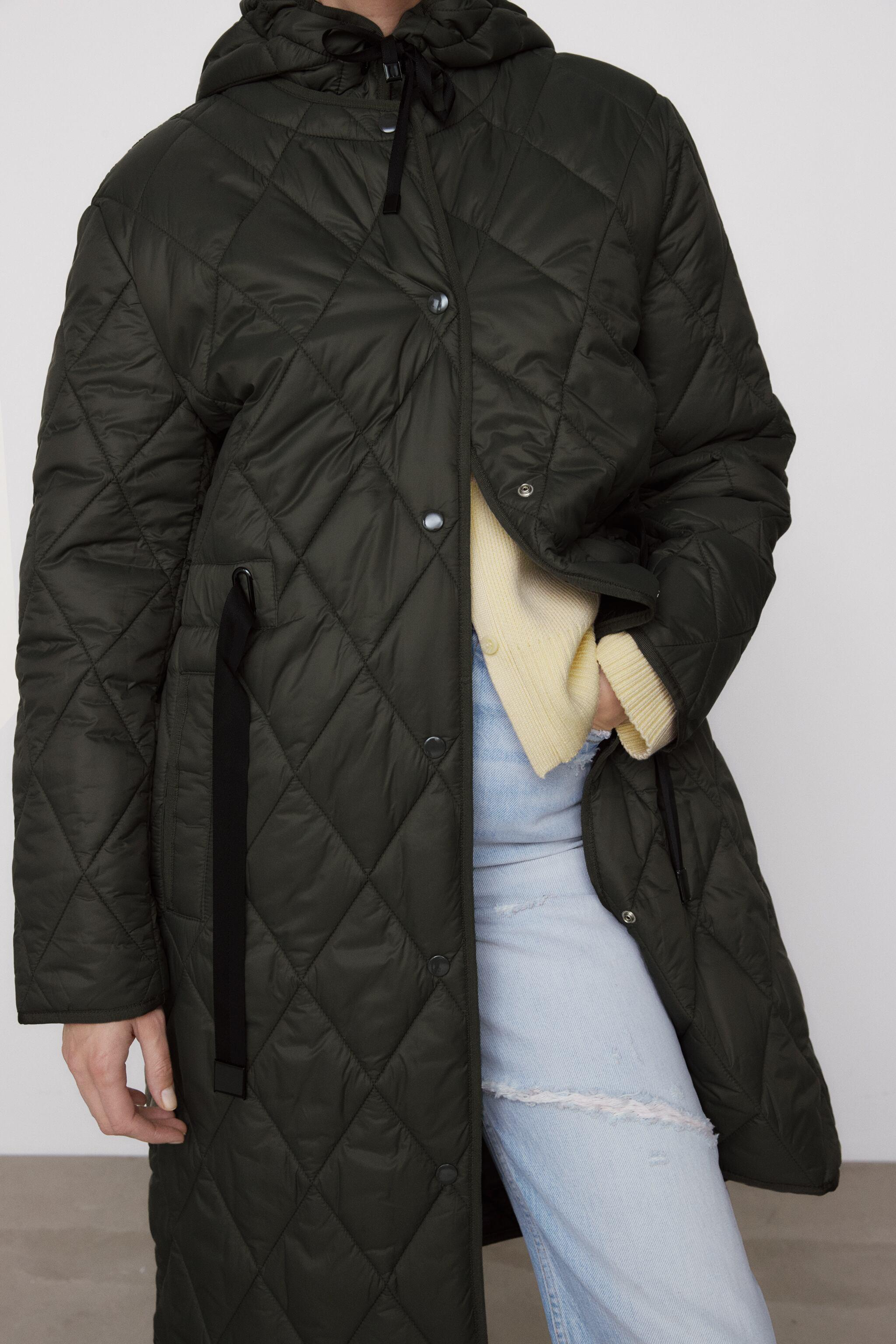 WATER AND WIND PROTECTION PUFFER COAT 1