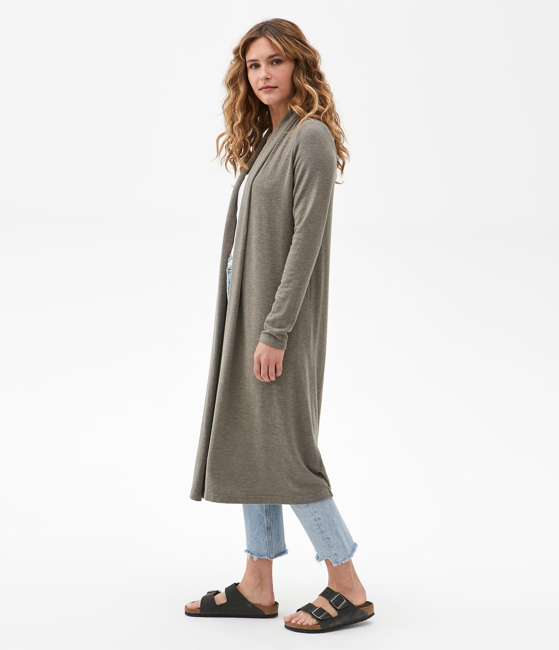 Candice Long Sleeve Duster 2