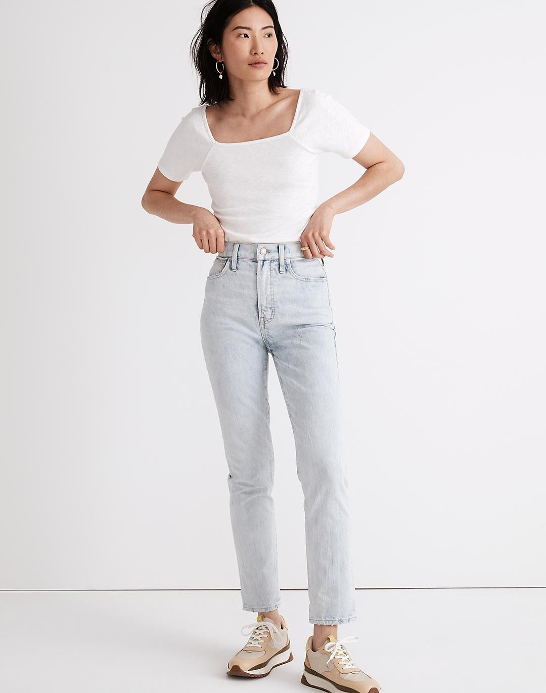 The Perfect Vintage Jean in Torrance Wash