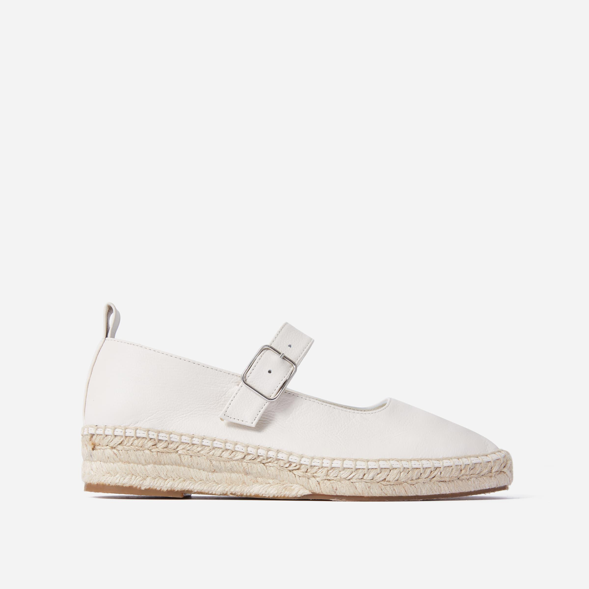 The Mary Jane Espadrille