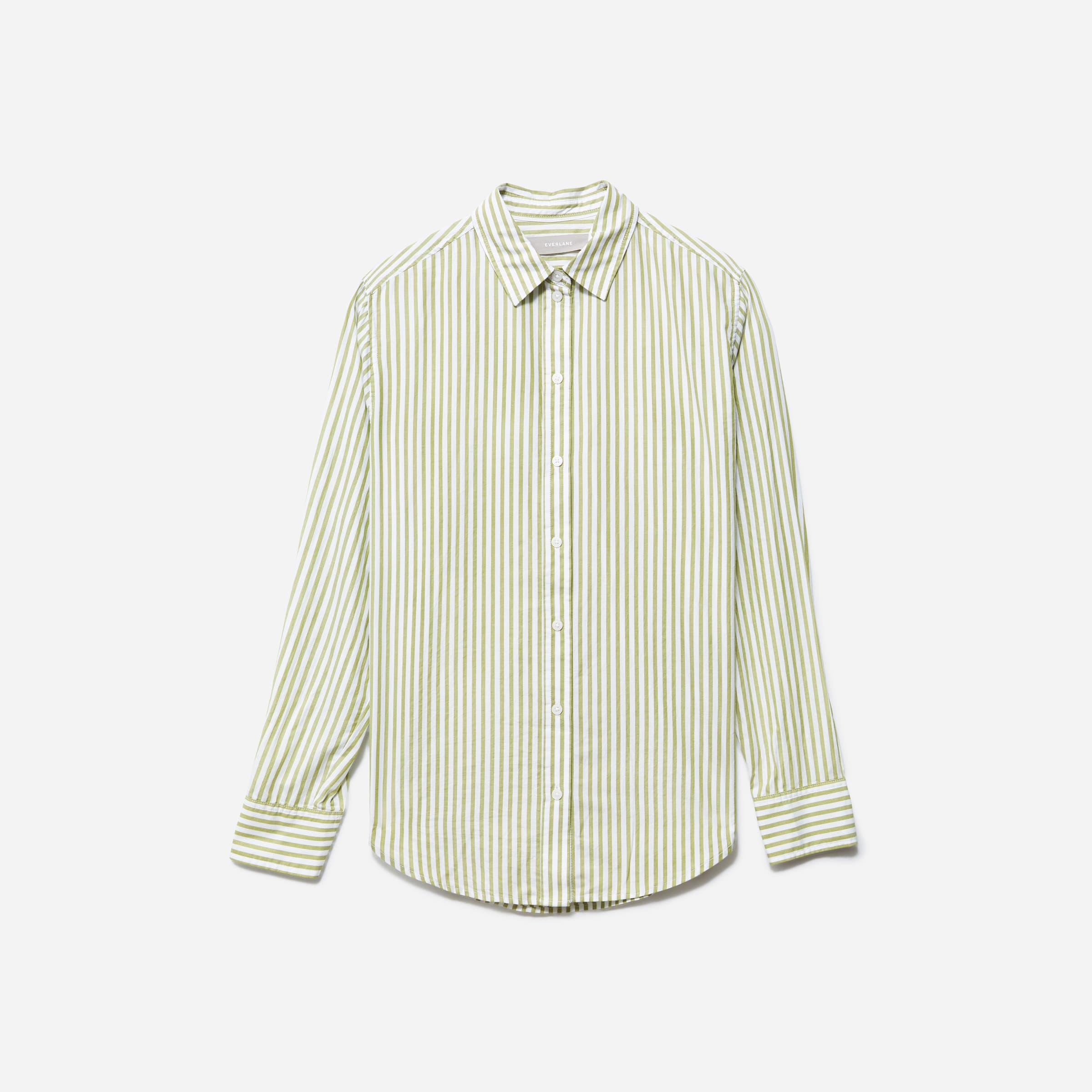 The Silky Cotton Relaxed Shirt 6