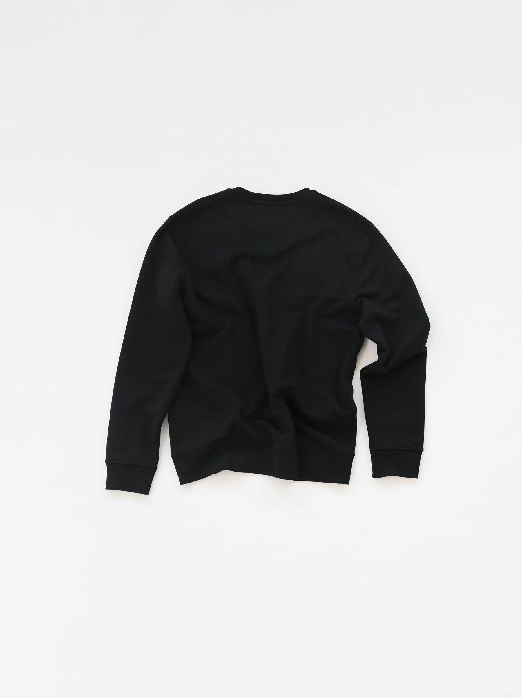 CARBON SWEATER – FRAYED W 6