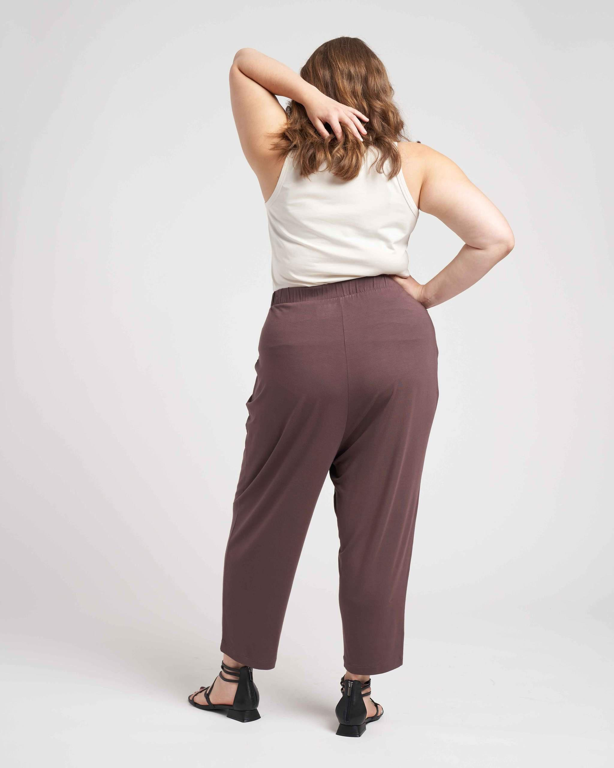 Lucy Relaxed Jersey Pants 3
