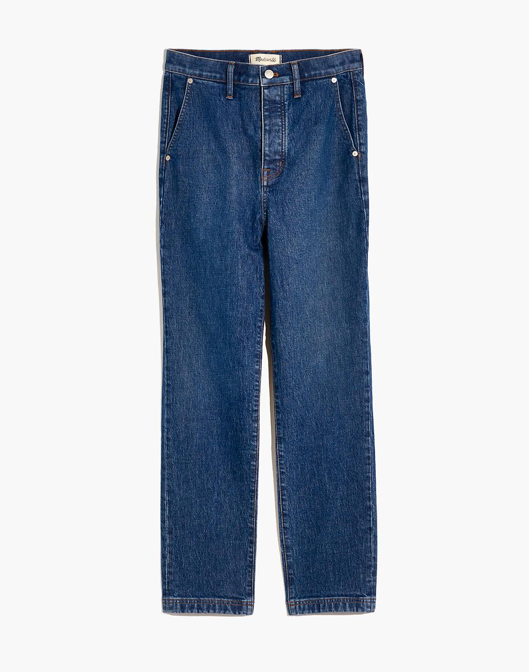 The Perfect Vintage Jean in Minot Wash: Trouser Edition 5