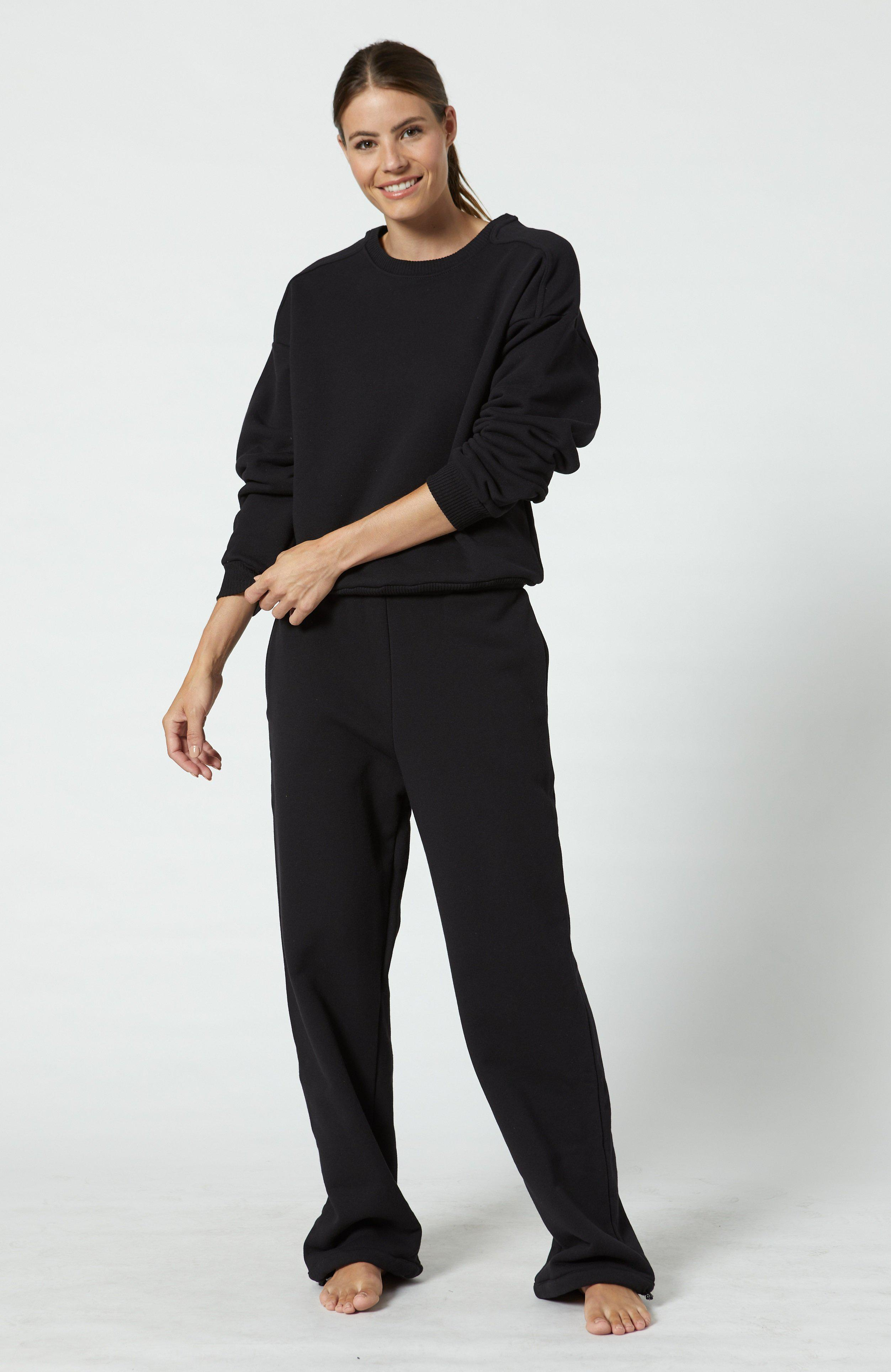 French Terry High Waisted Sweatpants 7