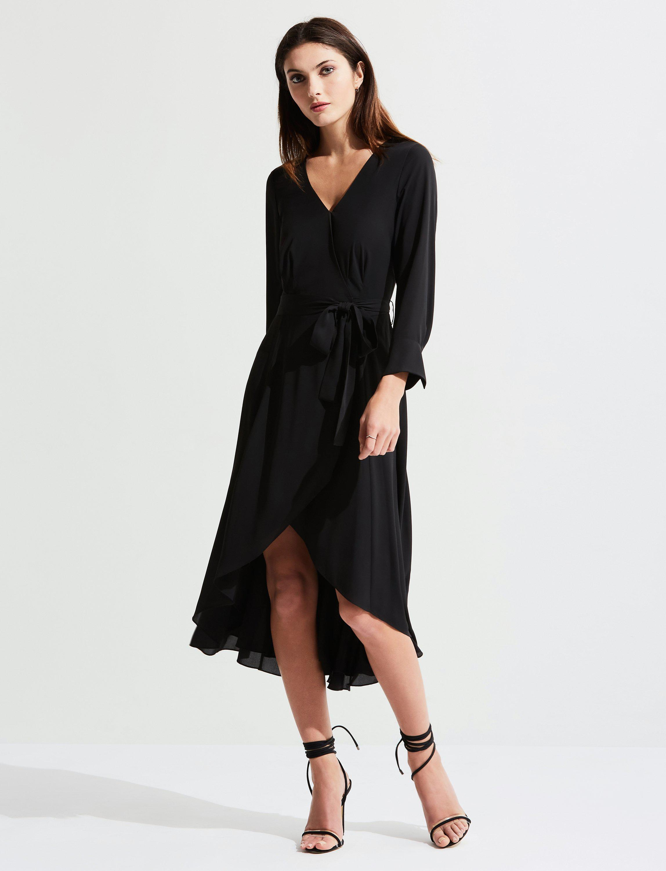 Solid Olympia Dress