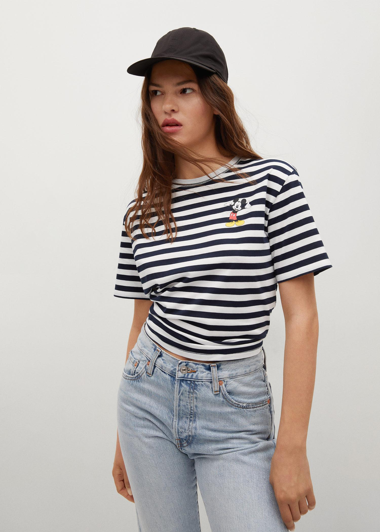 Mickey Mouse cotton t-shirt