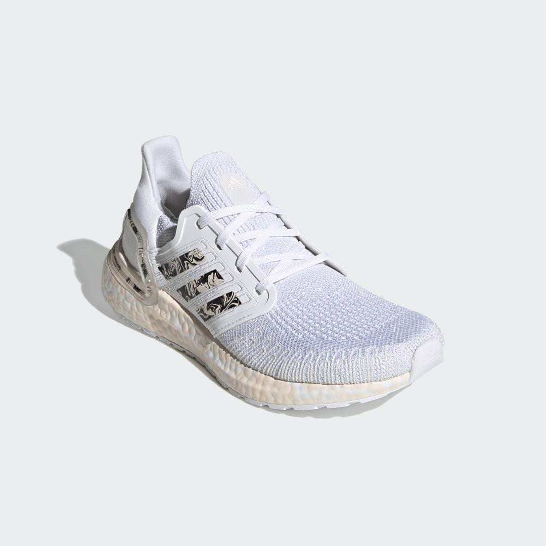 Ultraboost 20 Glam Pack Shoes Cloud White