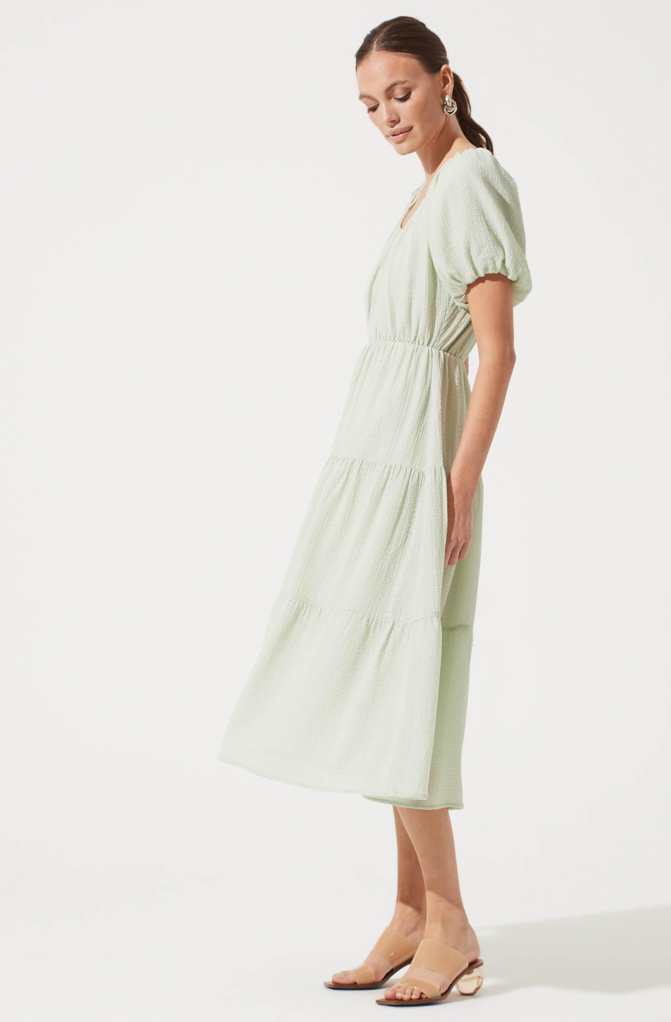 Smocked Tiered Maxi 2
