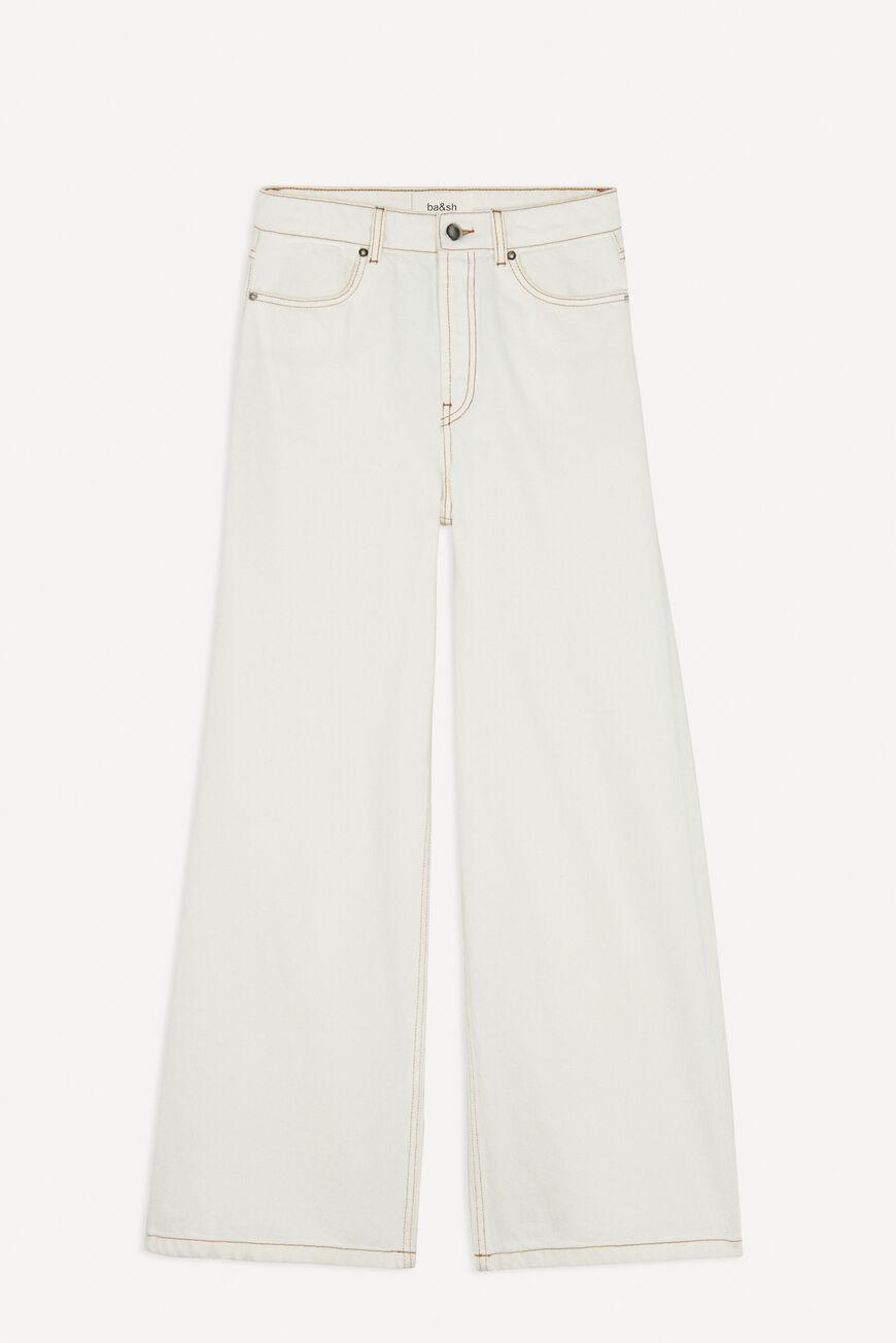 csoul.FLARED JEANS 3