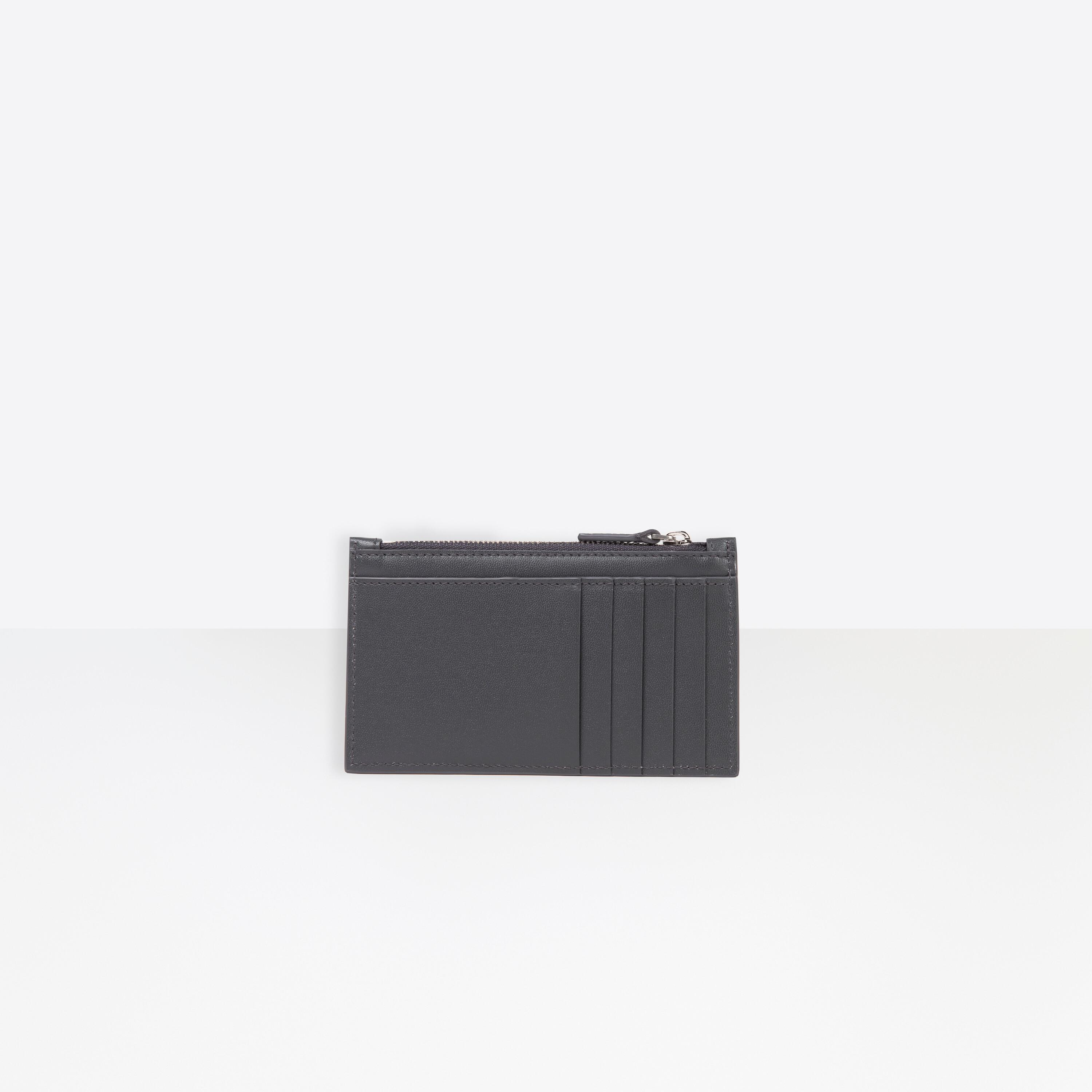 Cash Long Coin And Card Holder