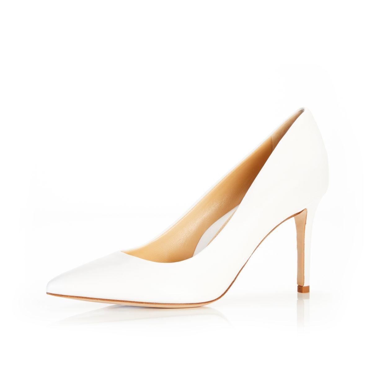Must Have 85 | Classic Nappa Leather High Heel Pump 1