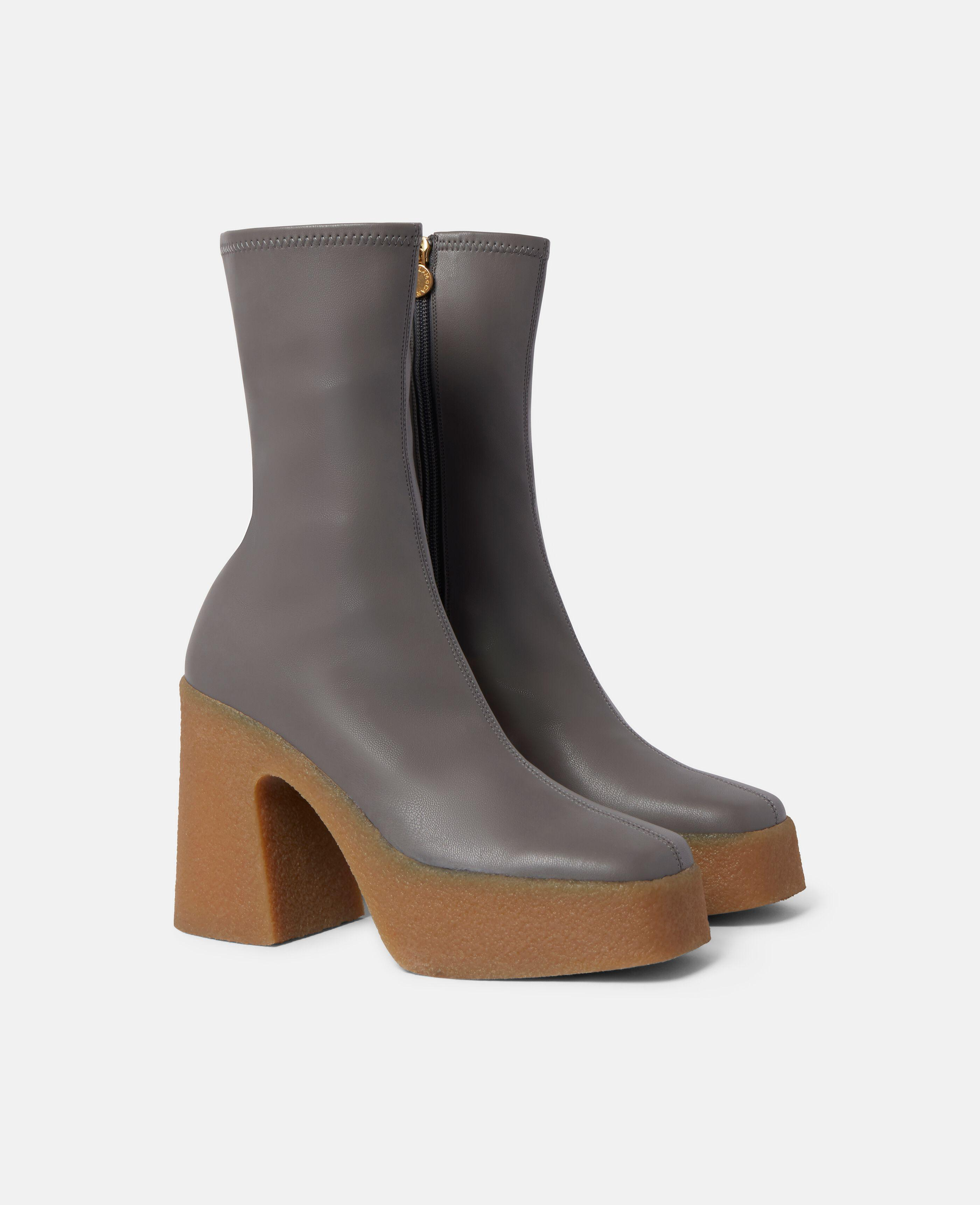 Chunky Ankle Boots 1