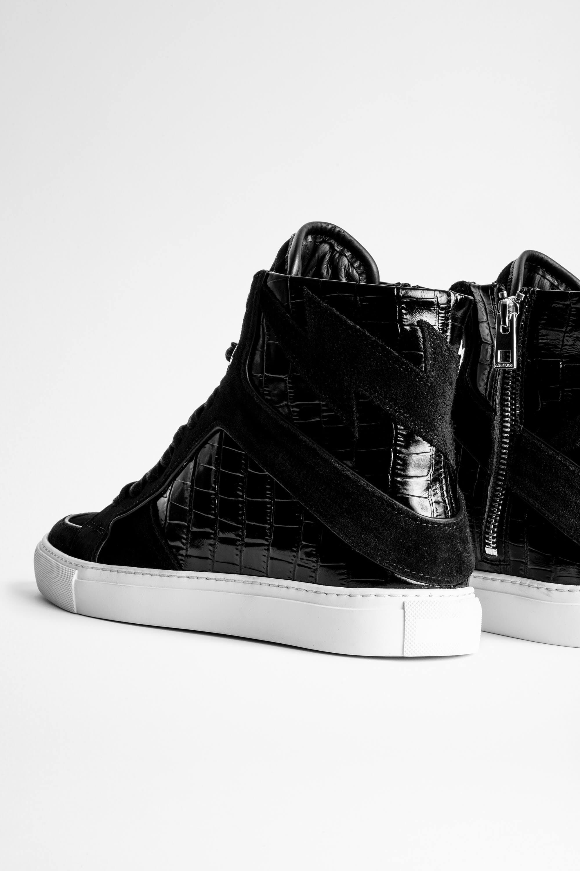 ZV1747 High Flash Sneakers 3