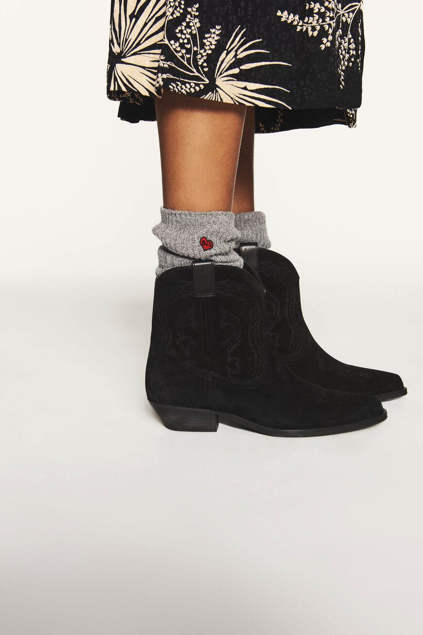 colt.WESTERN ANKLE BOOTS 3