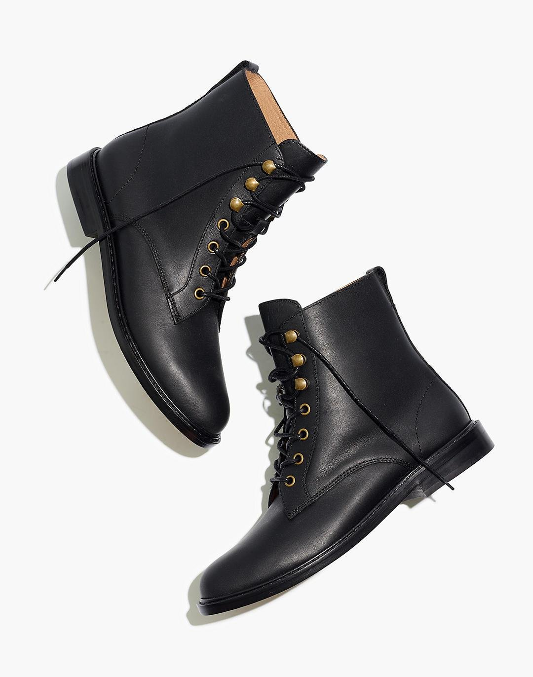 The Kellie Lace-Up Boot