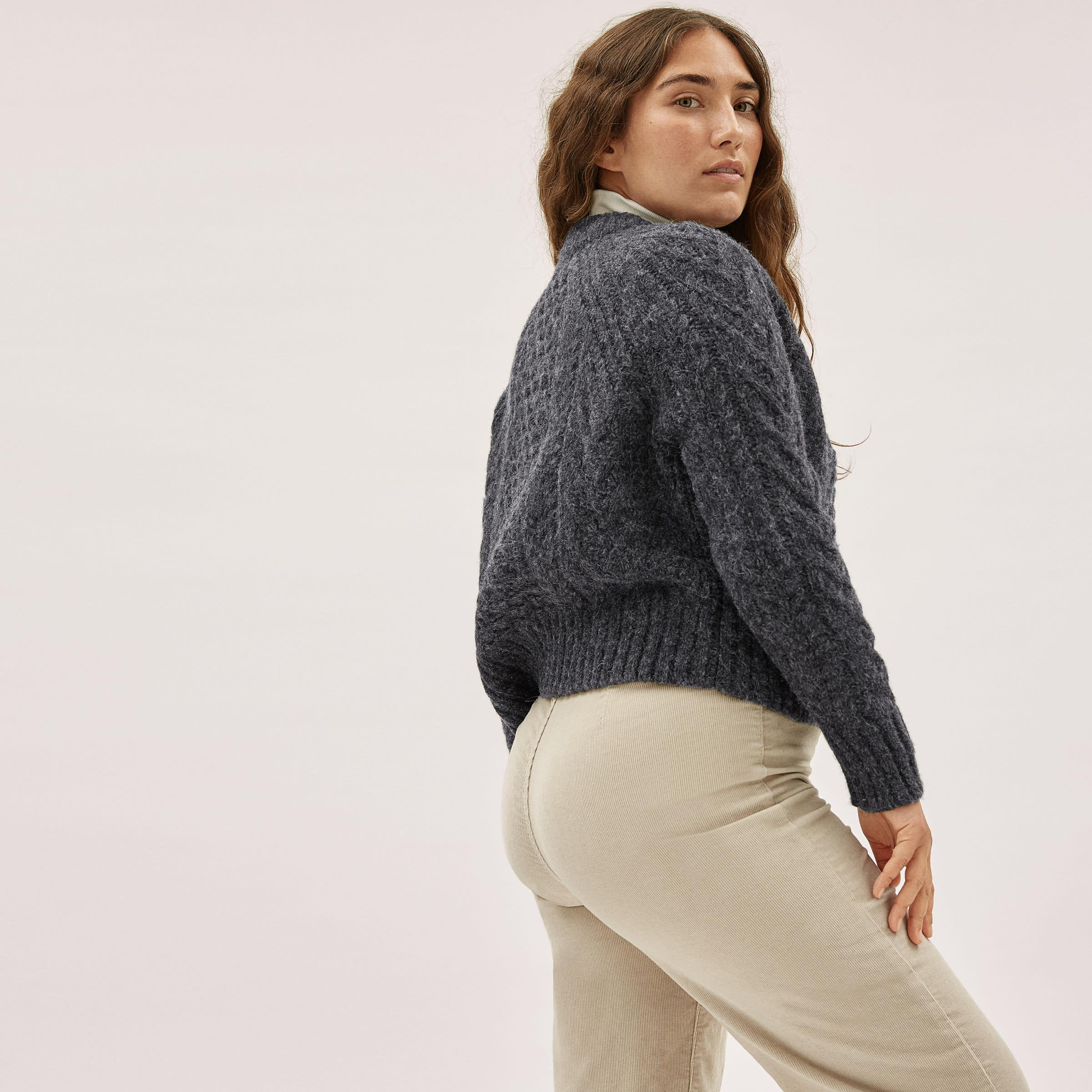 The Cloud Cable Cardigan 2