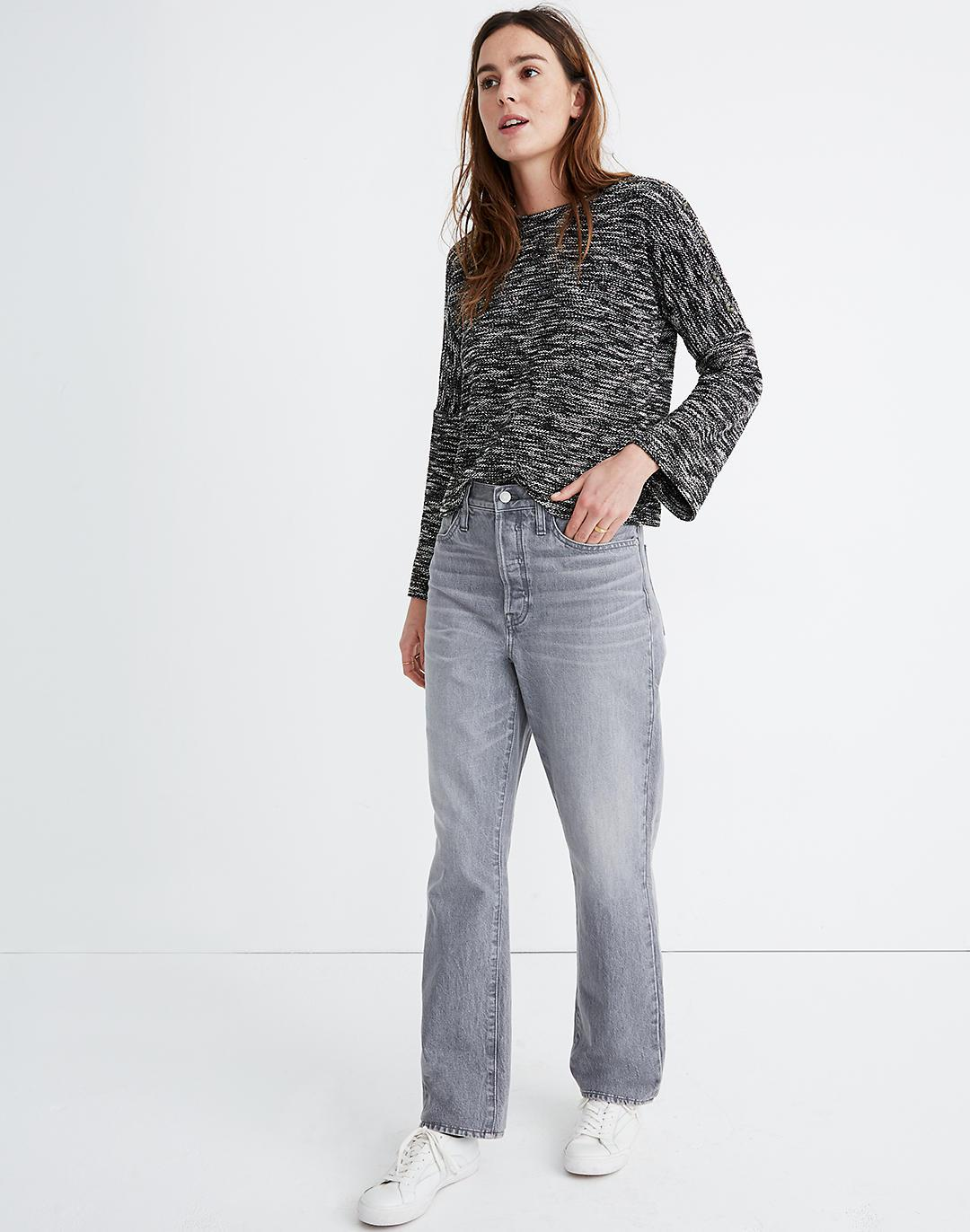 The Dadjean in Pale Grey