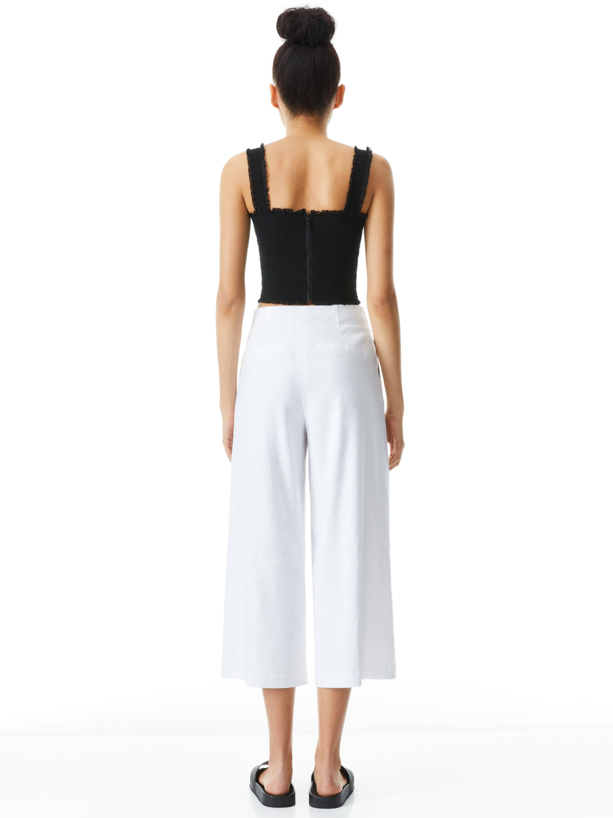 ADELINA BELTED PANT 1
