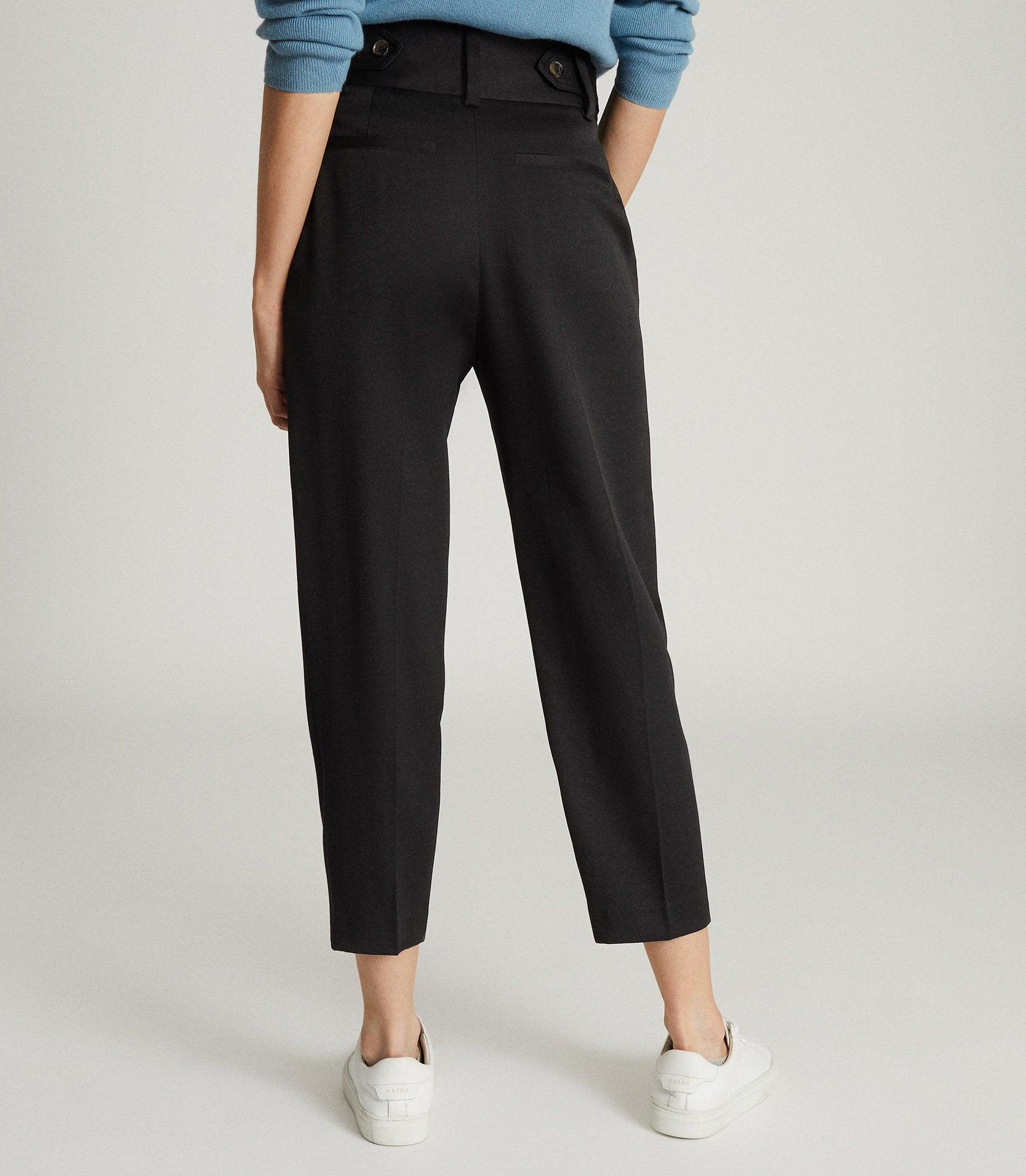 STANTON - CROPPED TAPERED PANTS 2