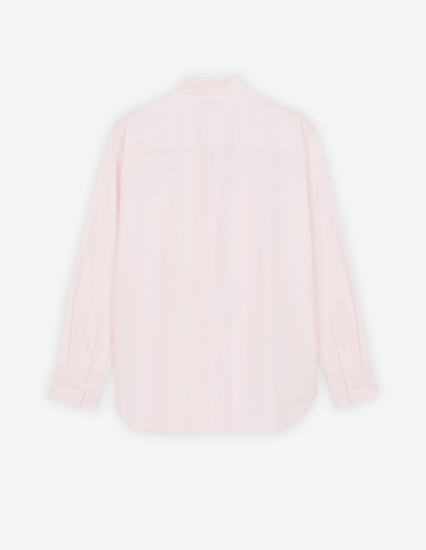 FOX EMBROIDERY CLASSIC SHIRT 3