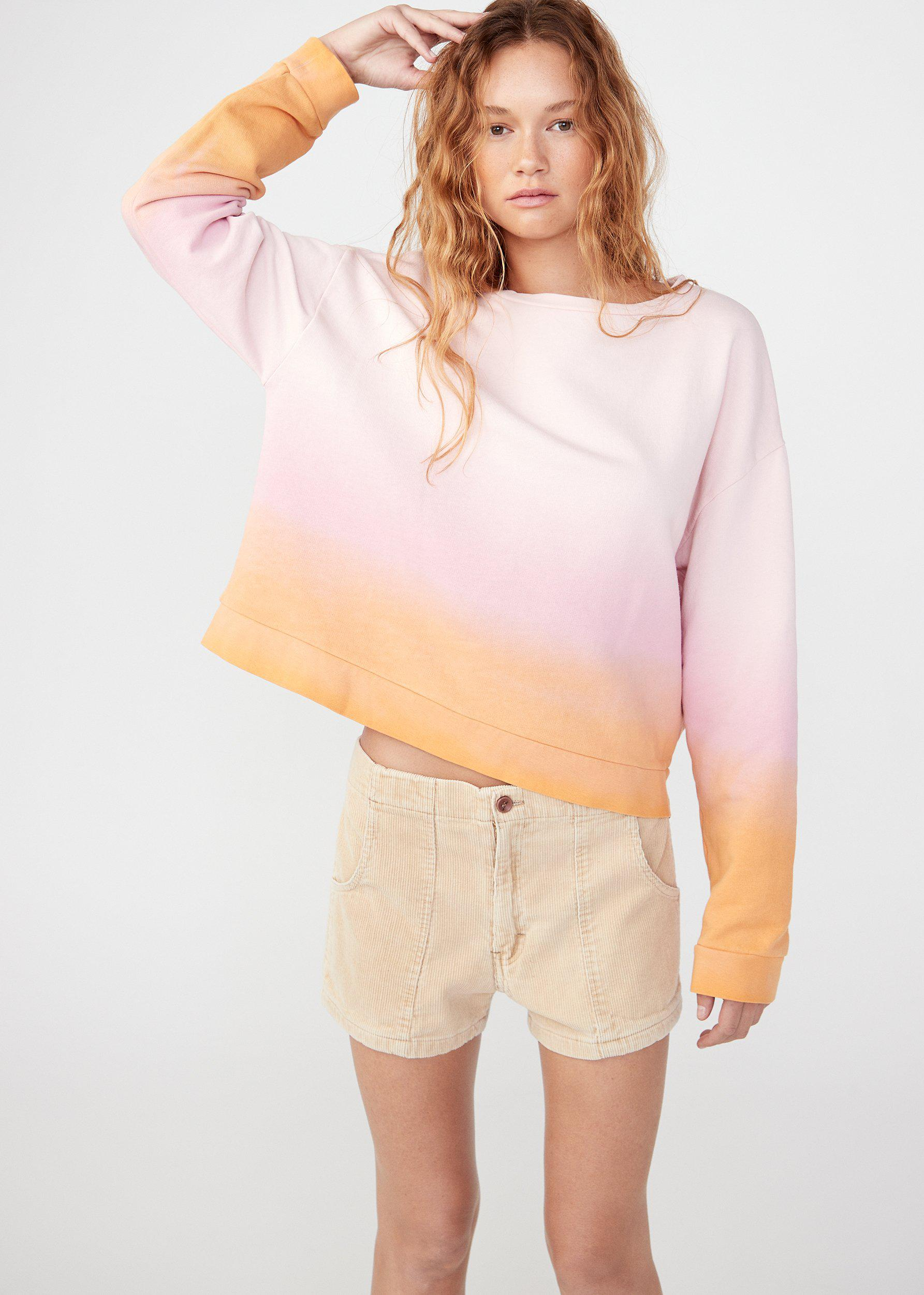 The Organic Ombre Summer - Pink/Gold 1