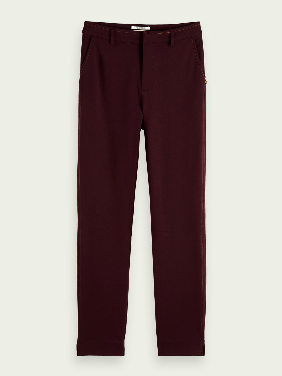 Lowry slim-fit tapered trousers 5