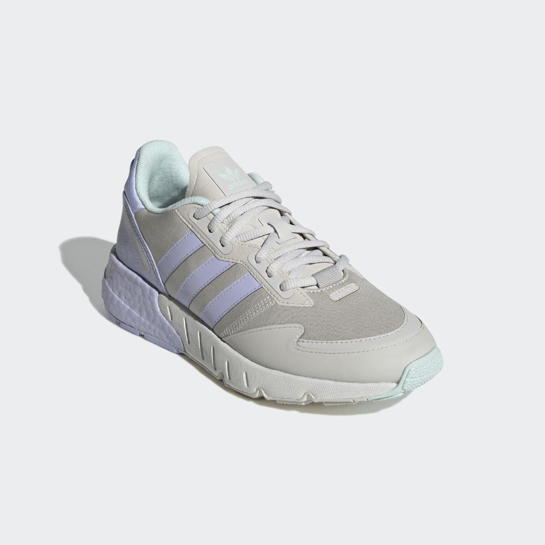 ZX 1K Boost Shoes Grey One