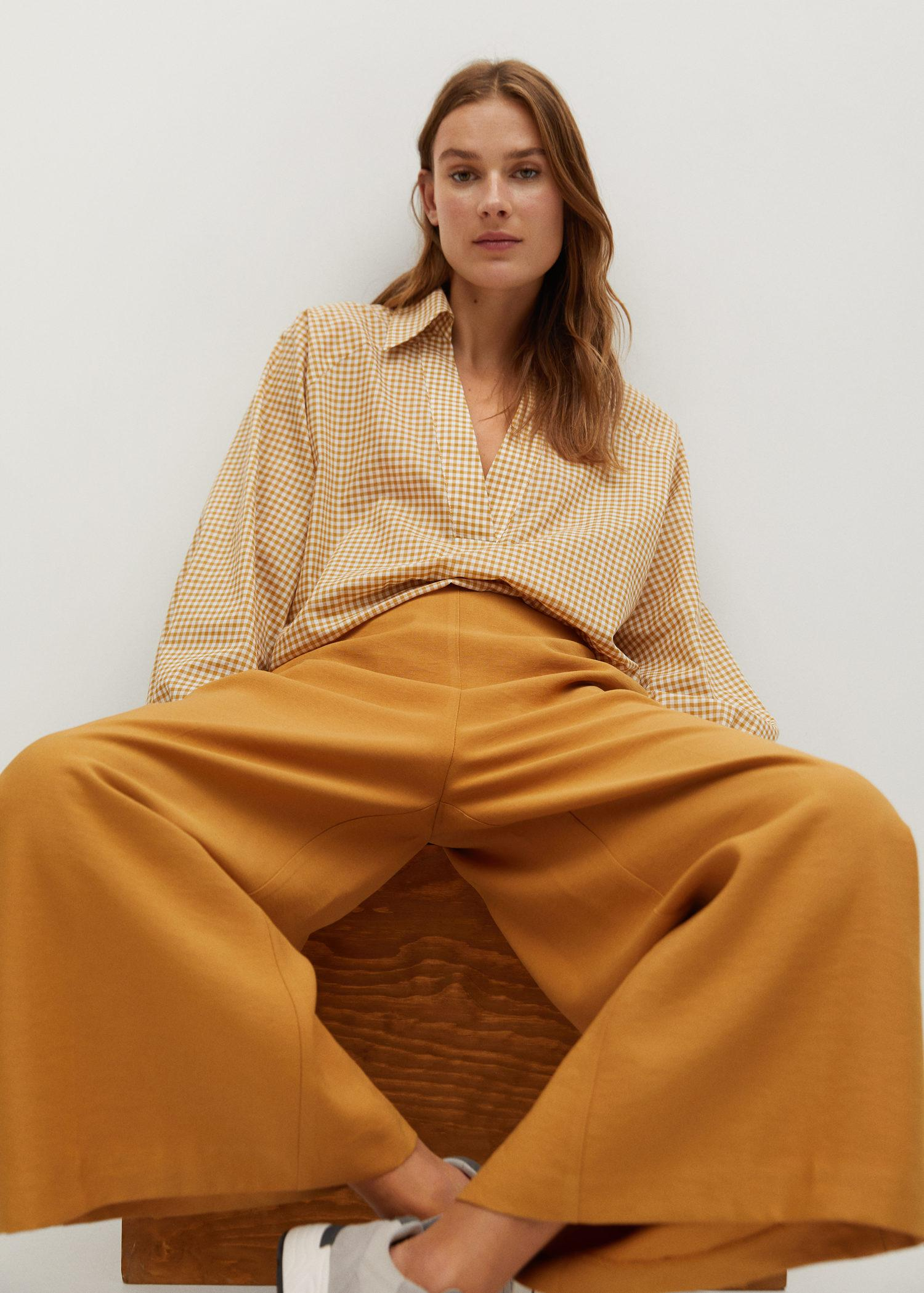 Culottes trousers 4
