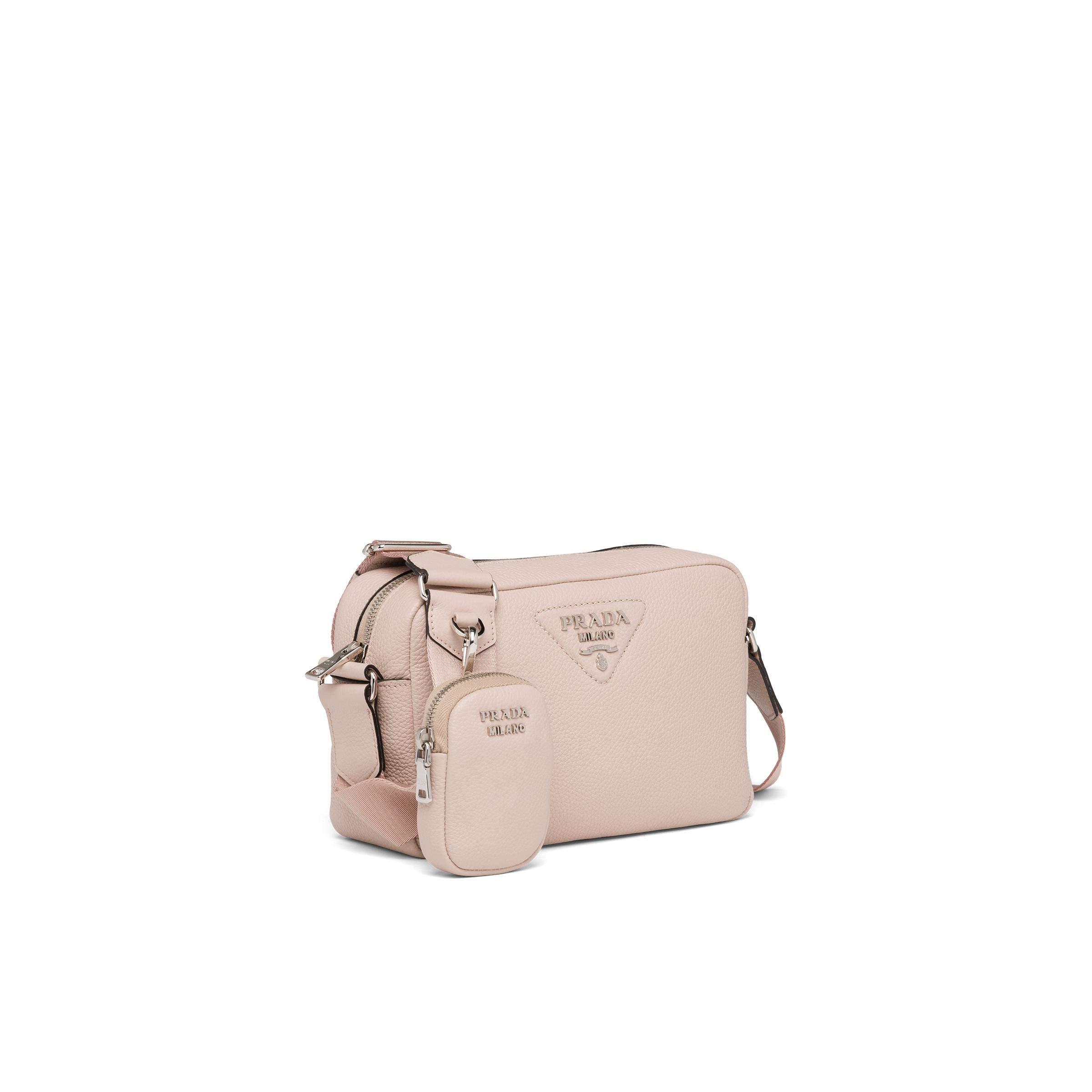 Leather Shoulder Bag Women Water Lily 2